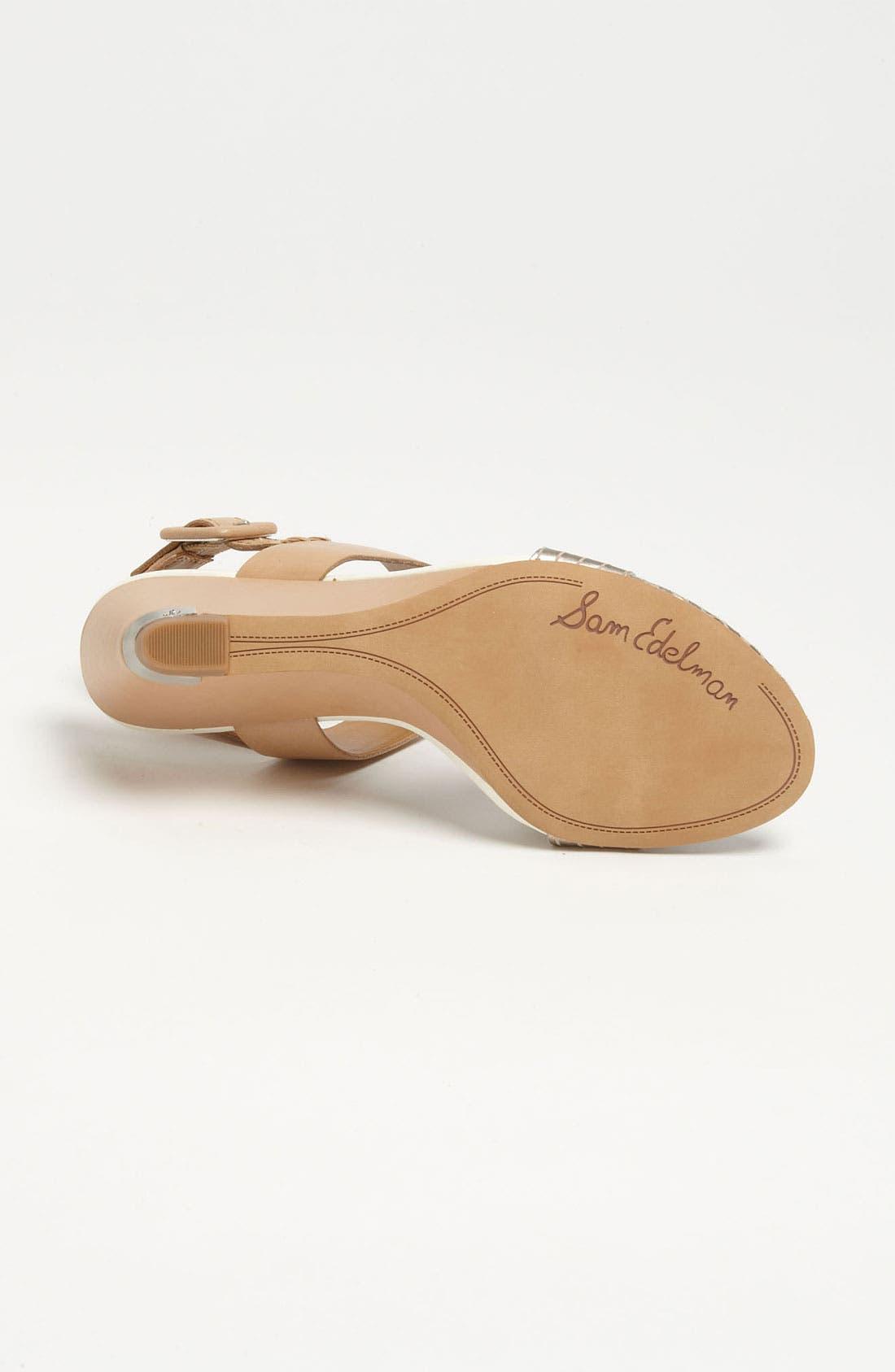 Alternate Image 4  - Sam Edelman 'Sutton' Sandal