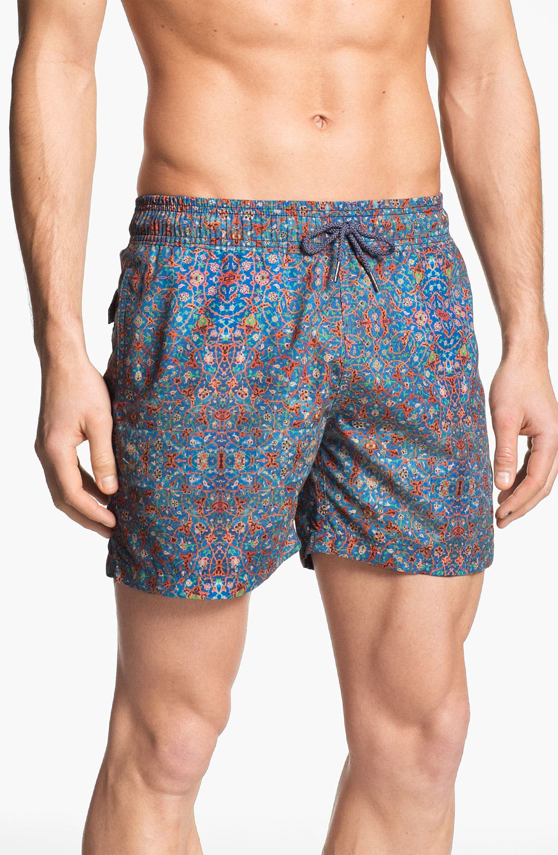 Alternate Image 1 Selected - Venroy Sydney Swim Trunks