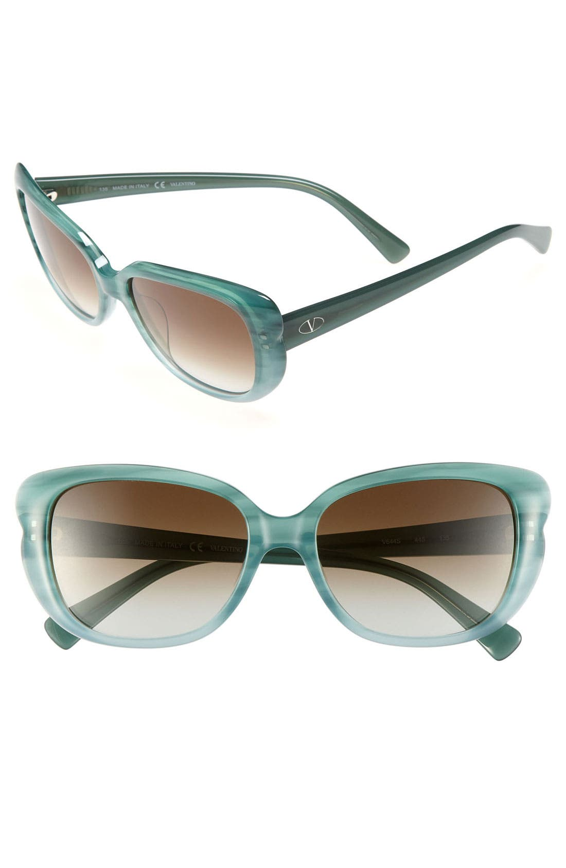 Alternate Image 1 Selected - Valentino 54mm Sunglasses