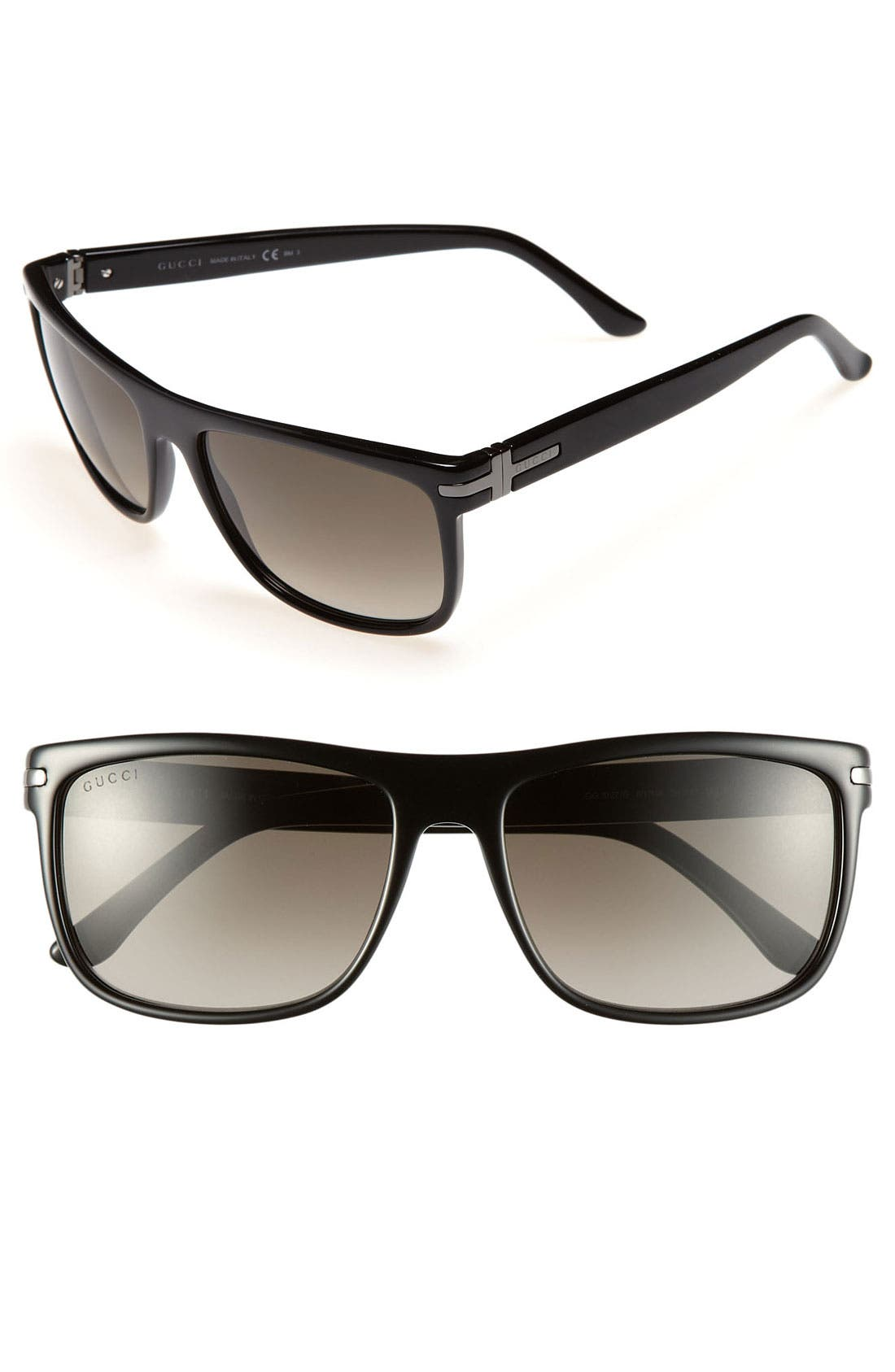 Alternate Image 1 Selected - Gucci '1027' 57mm Sunglasses