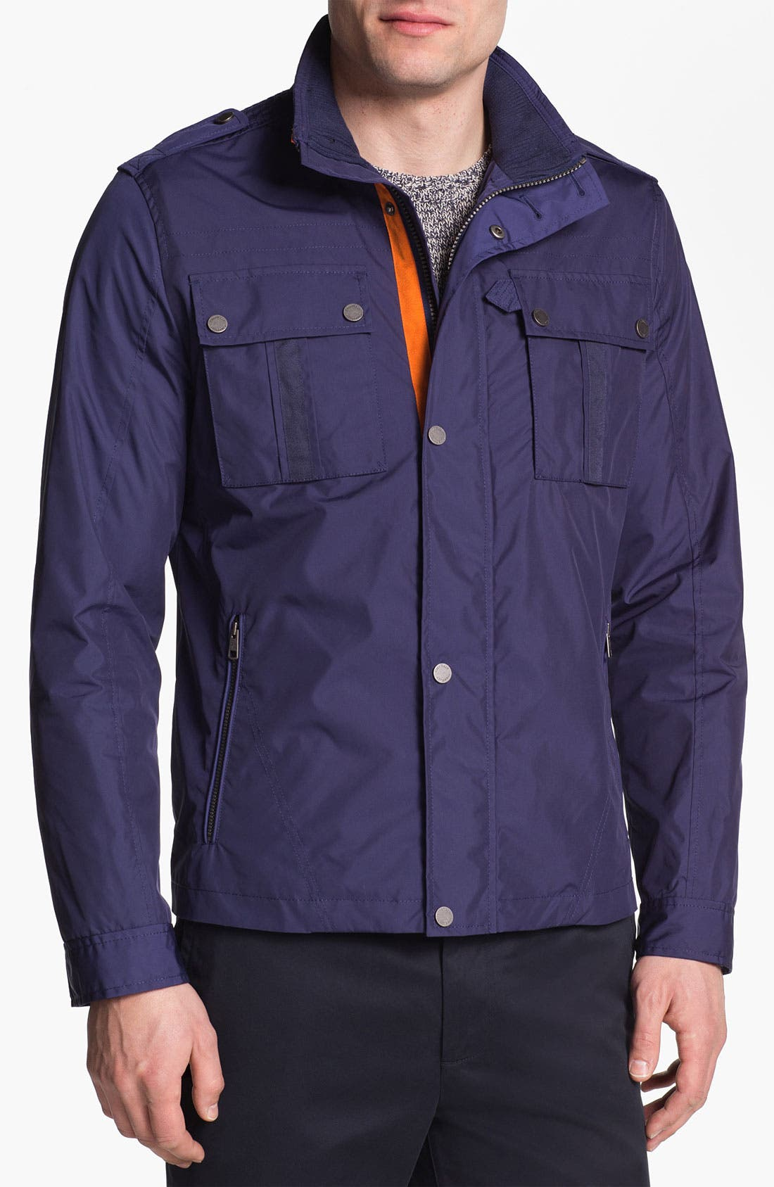 Alternate Image 1 Selected - Cole Haan Water Resistant Jacket