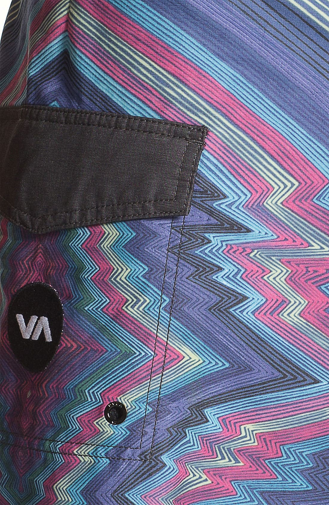 Alternate Image 3  - RVCA 'Kelsey Brookes' Board Shorts