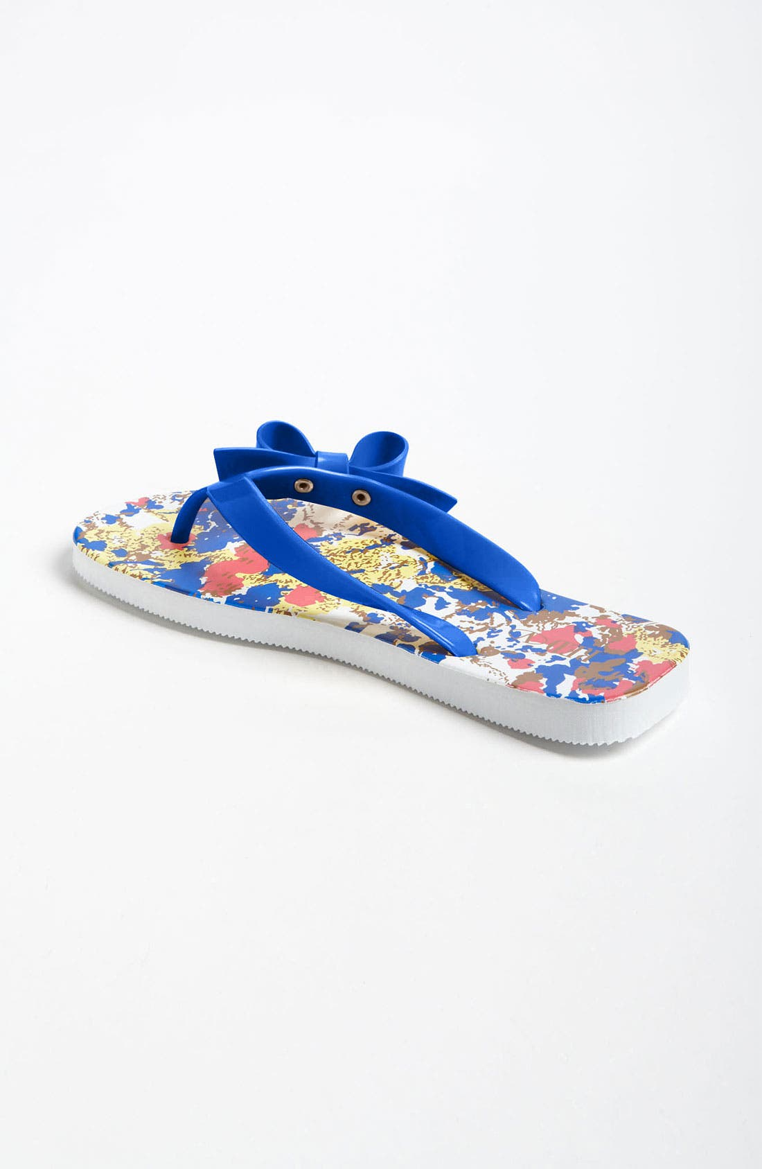 Alternate Image 2  - RED Valentino Bow Flip Flop
