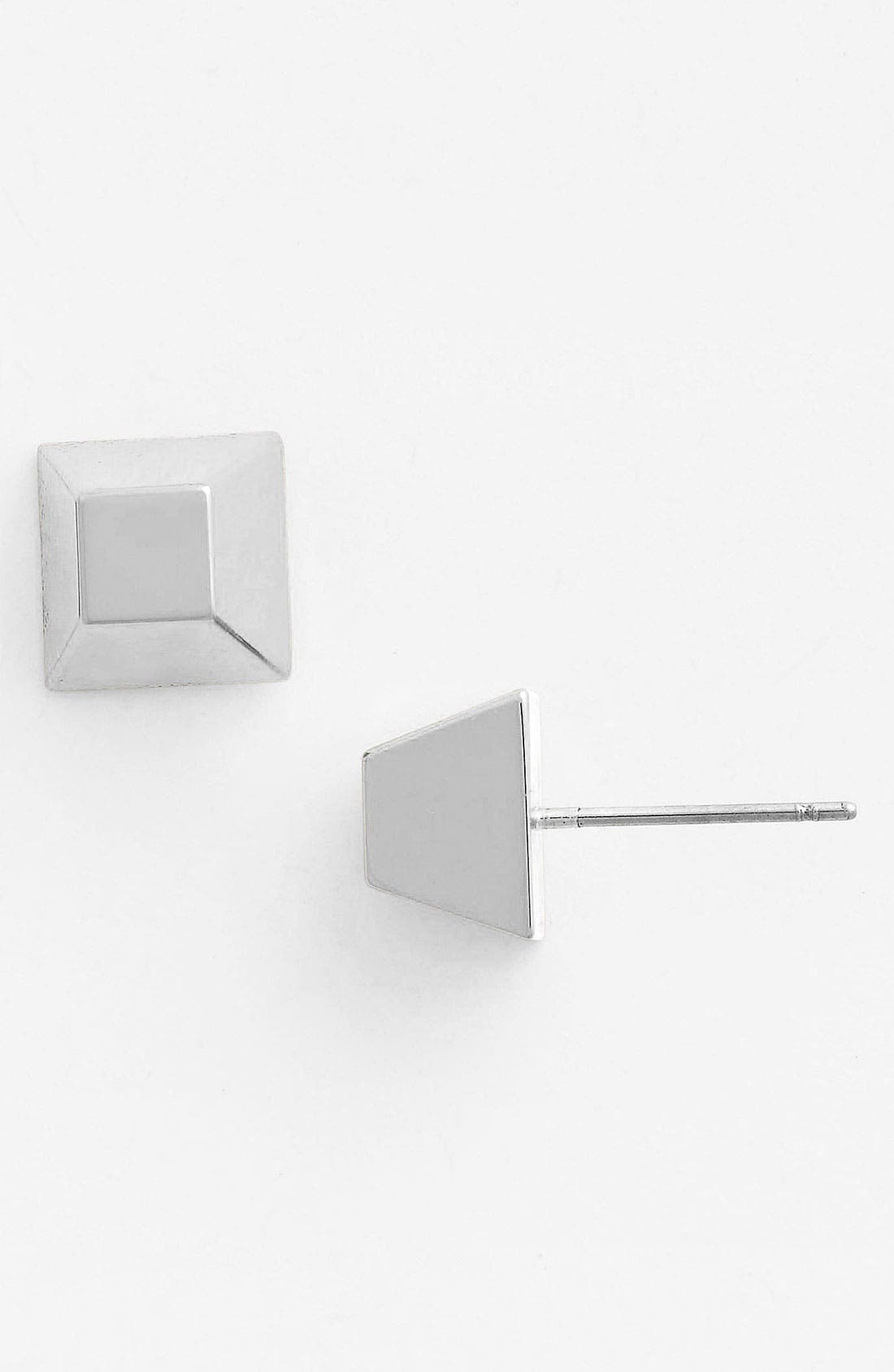Alternate Image 1 Selected - Vince Camuto Trapezoid Stud Earrings