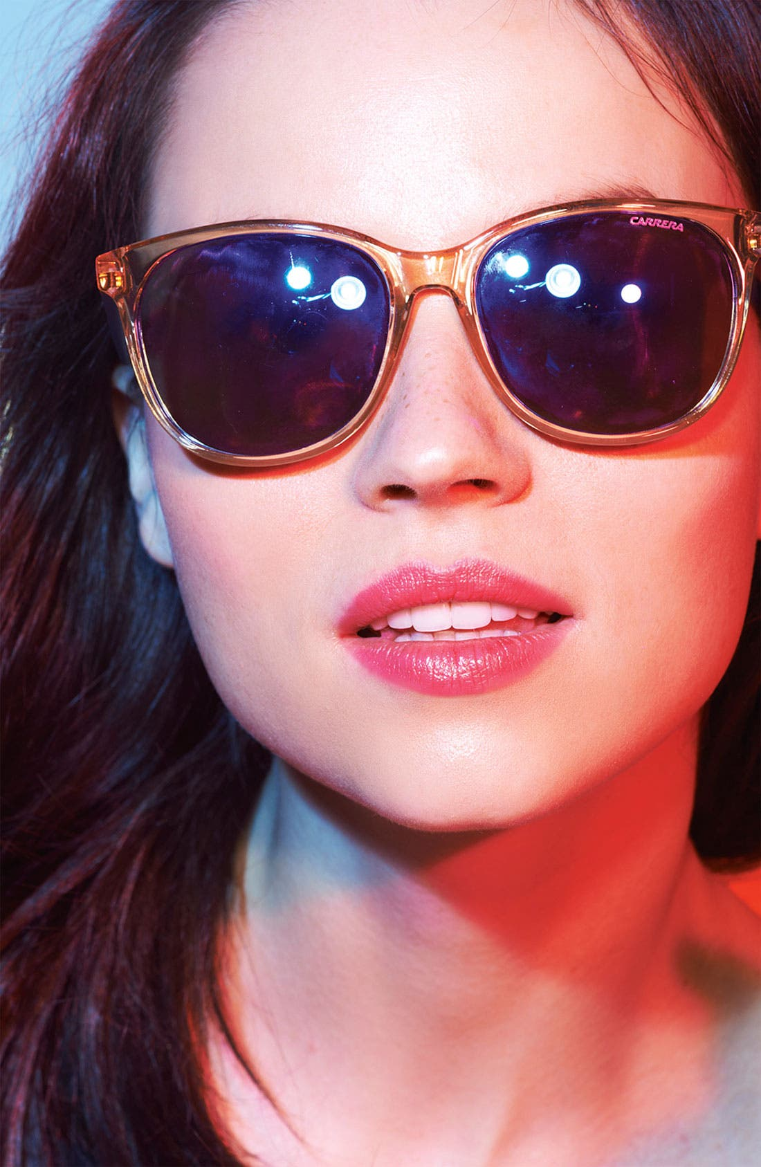 Alternate Image 2  - Carrera Eyewear 56 mm Sunglasses