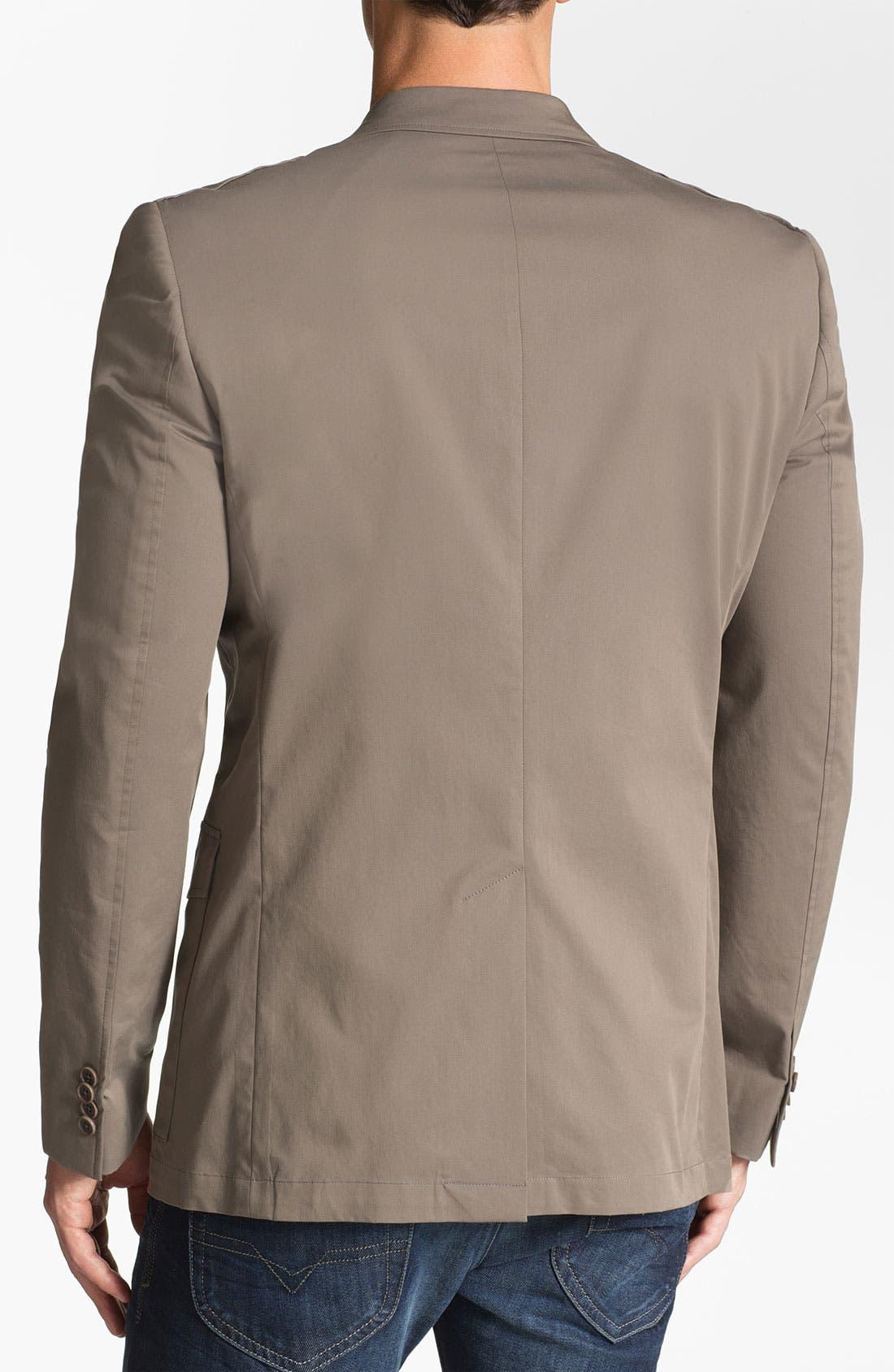 Alternate Image 2  - John Varvatos Star USA 'Young Safari' Trim Fit Jacket