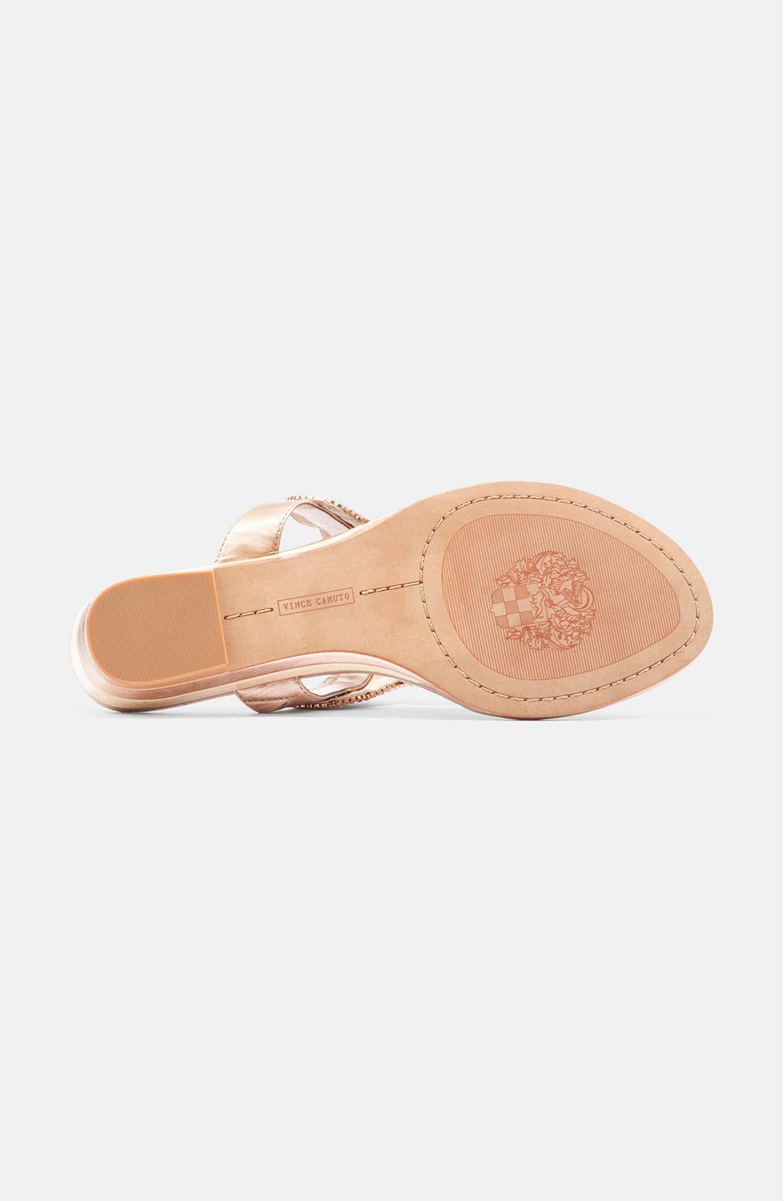 Alternate Image 4  - Vince Camuto 'Idan' Sandal