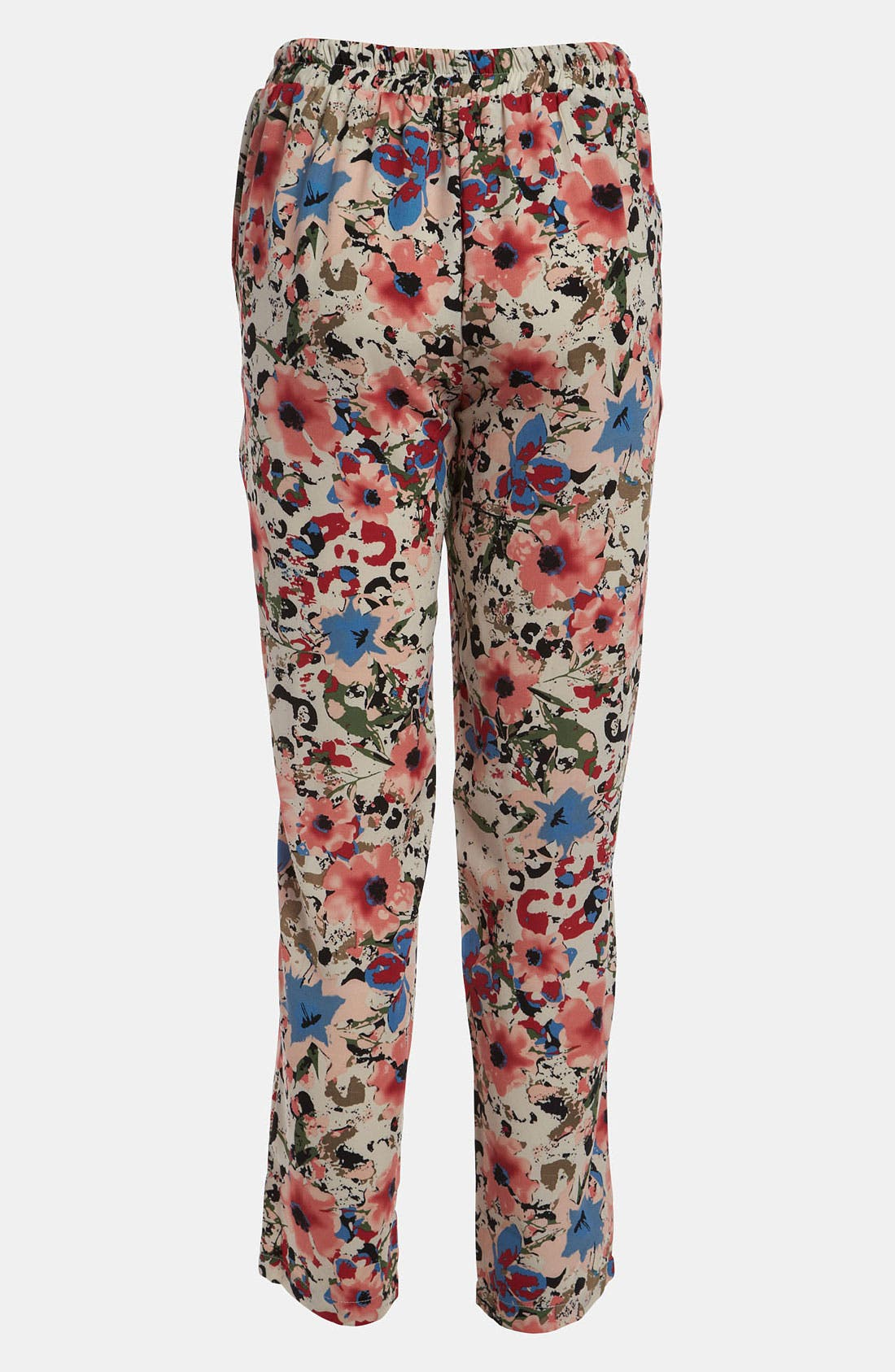 Alternate Image 2  - Lucca Couture Floral Pants