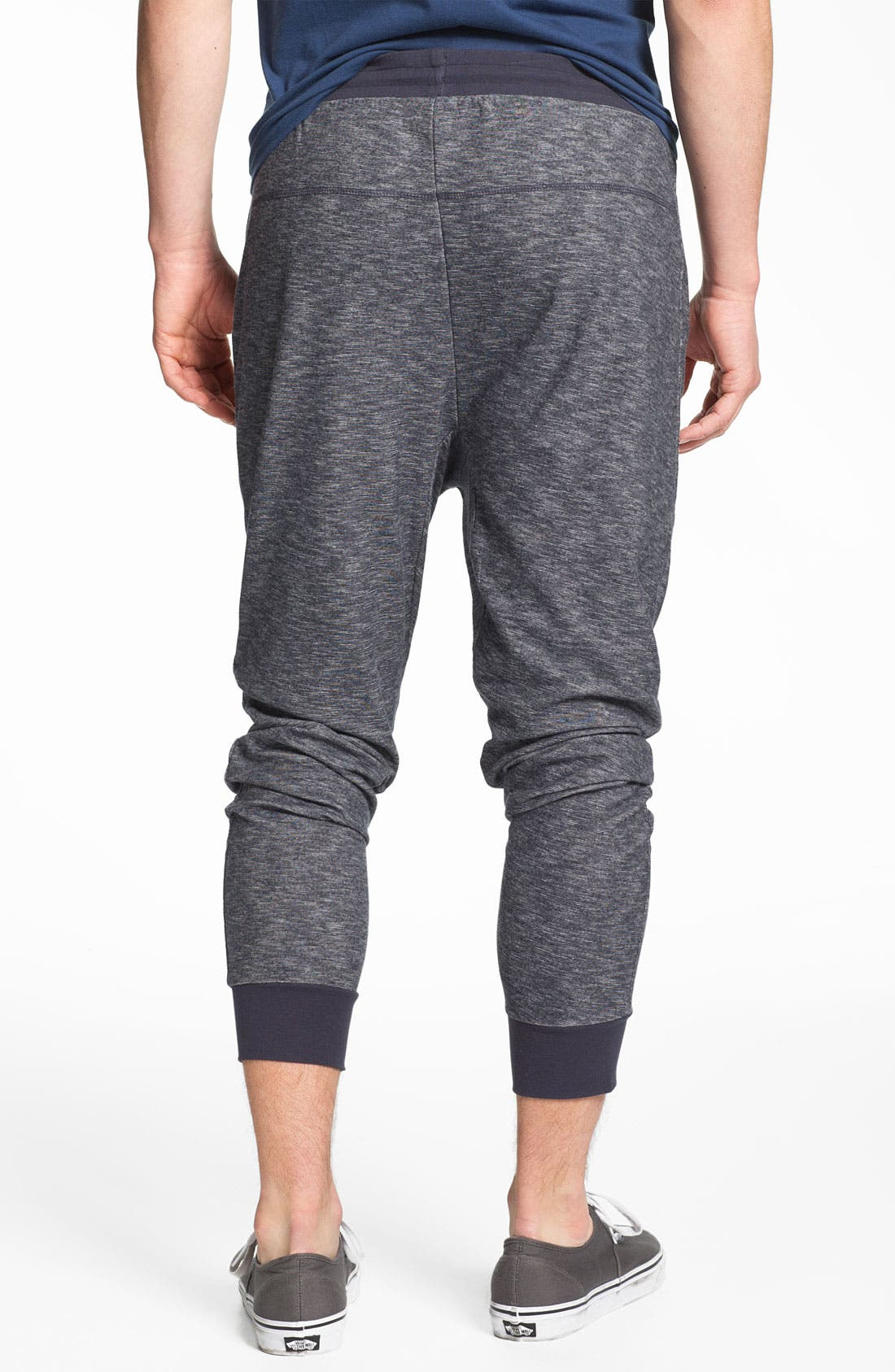 Alternate Image 2  - Topman Marled Sweatpants