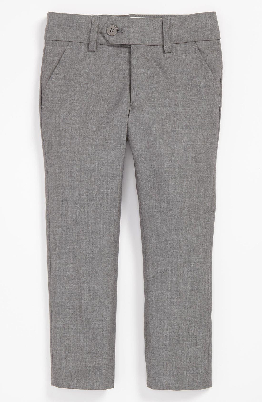 Main Image - Appaman Suit Pants (Toddler)