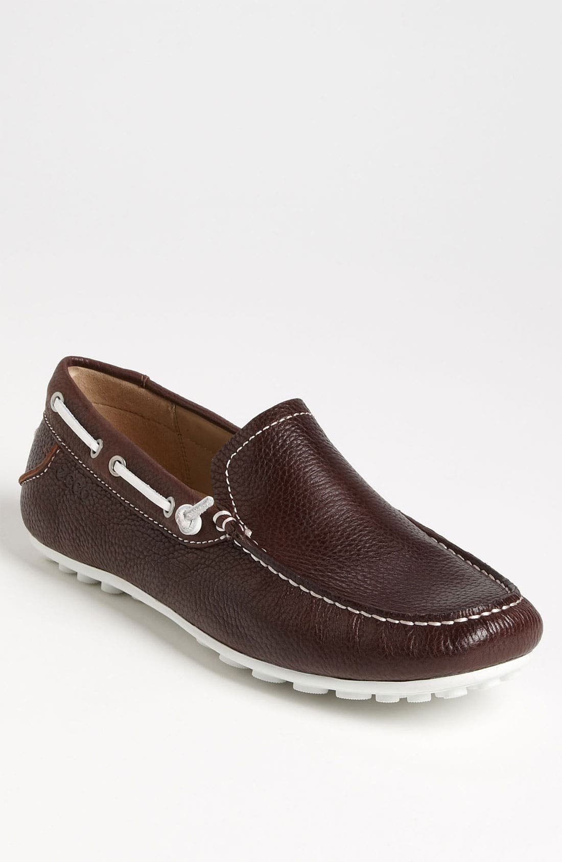 'Cuno' Driving Shoe,                         Main,                         color, Coffee