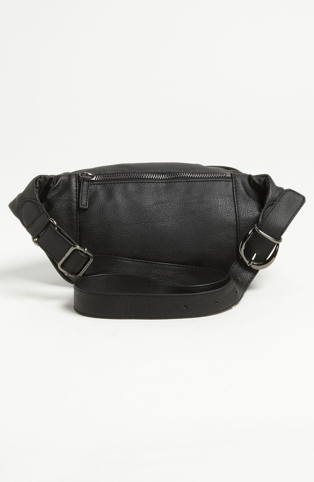 Alternate Image 4  - Topshop Studded Belt Bag