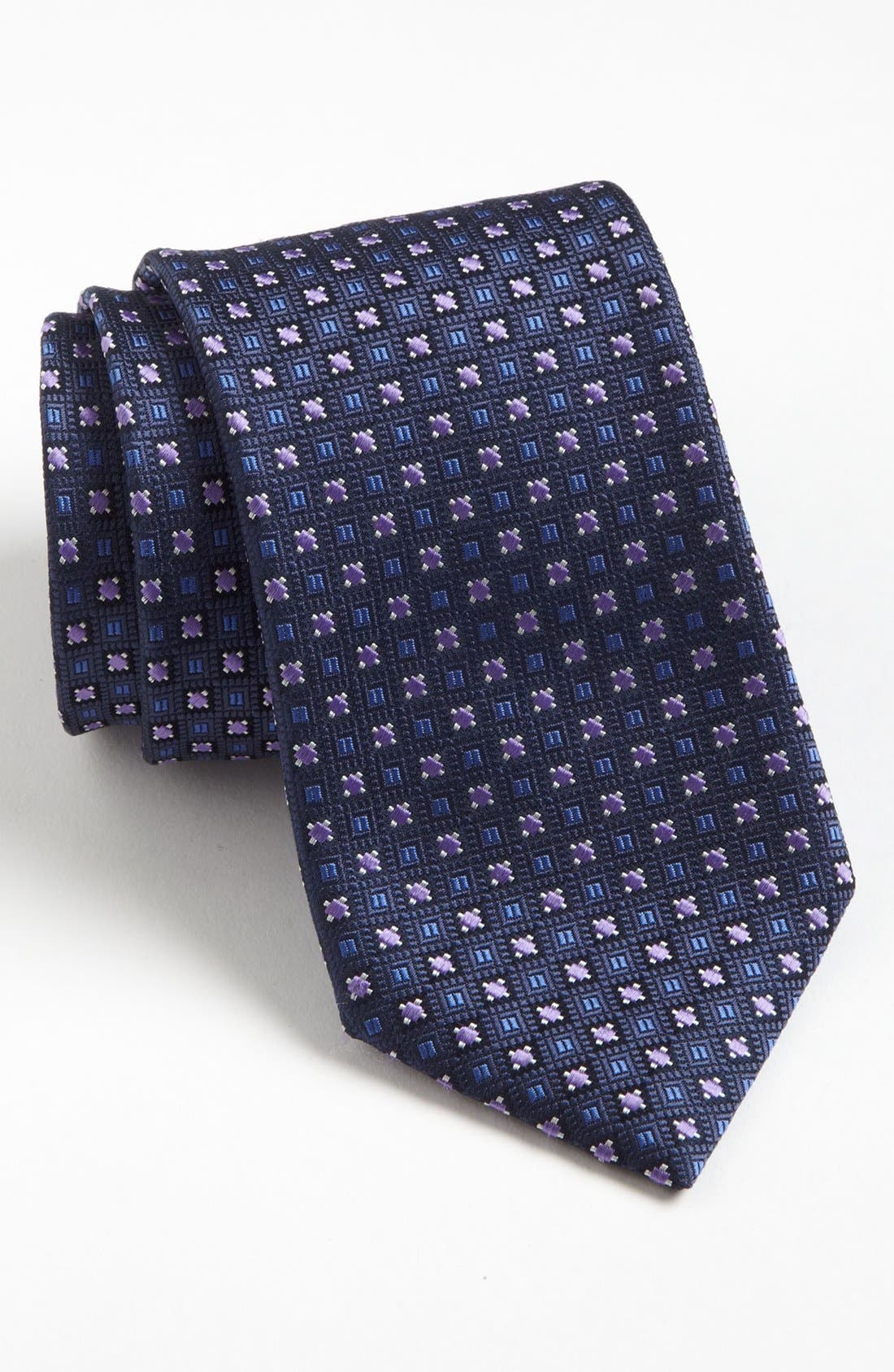 Alternate Image 1 Selected - 1901 Dress Shirt & BOSS Black Tie
