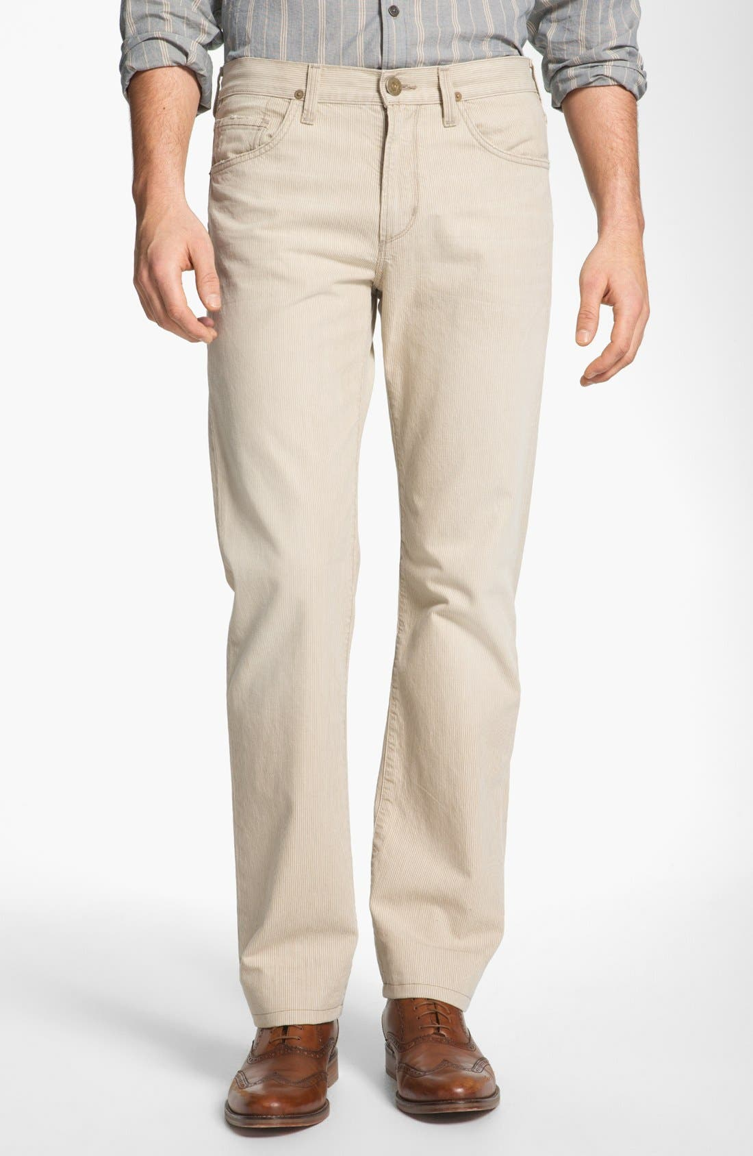 Alternate Image 1 Selected - Citizens of Humanity 'Sid' Straight Leg Jeans (Beckett)