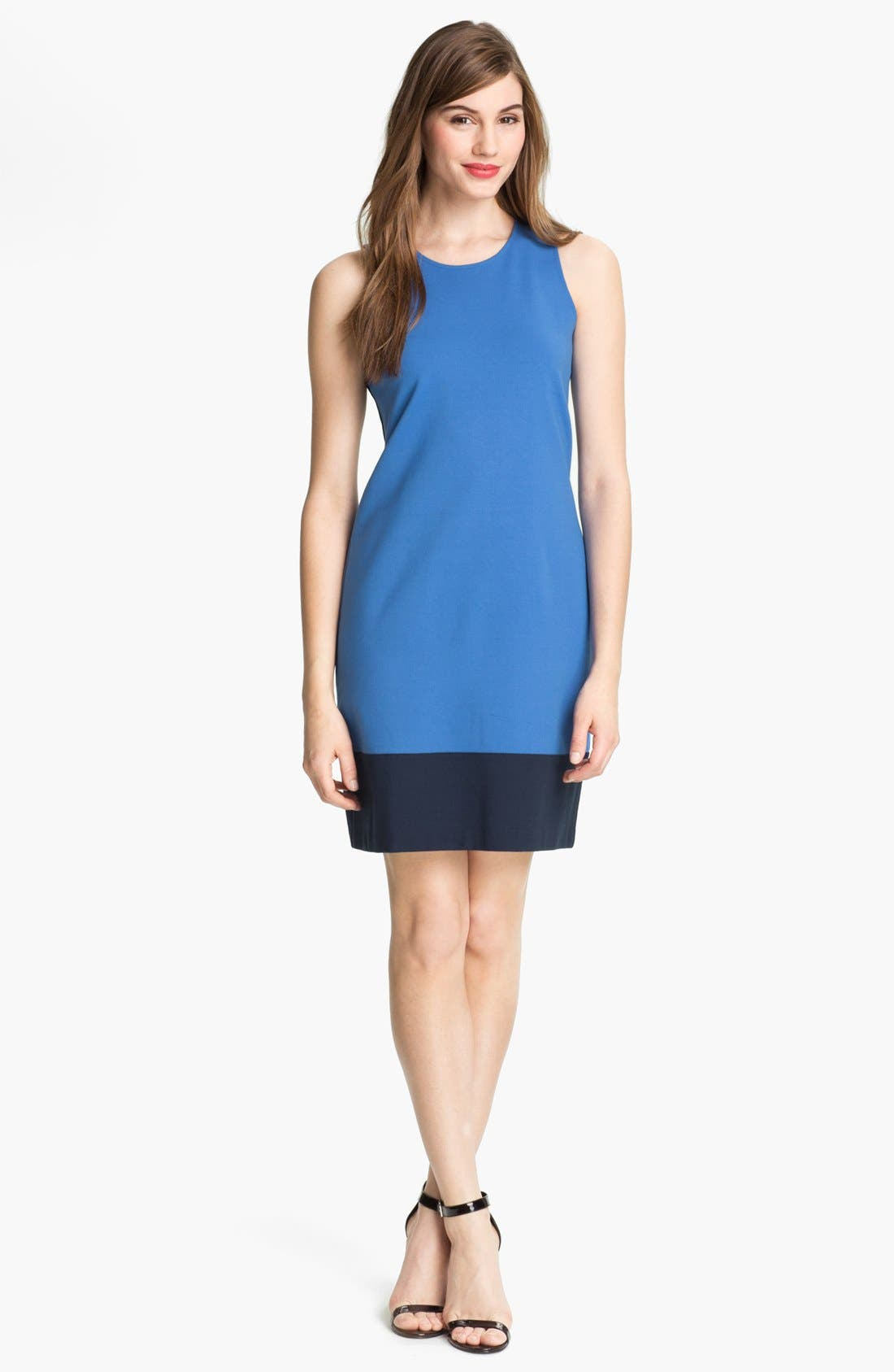 Main Image - Kenneth Cole New York 'Lia' Colorblock Dress