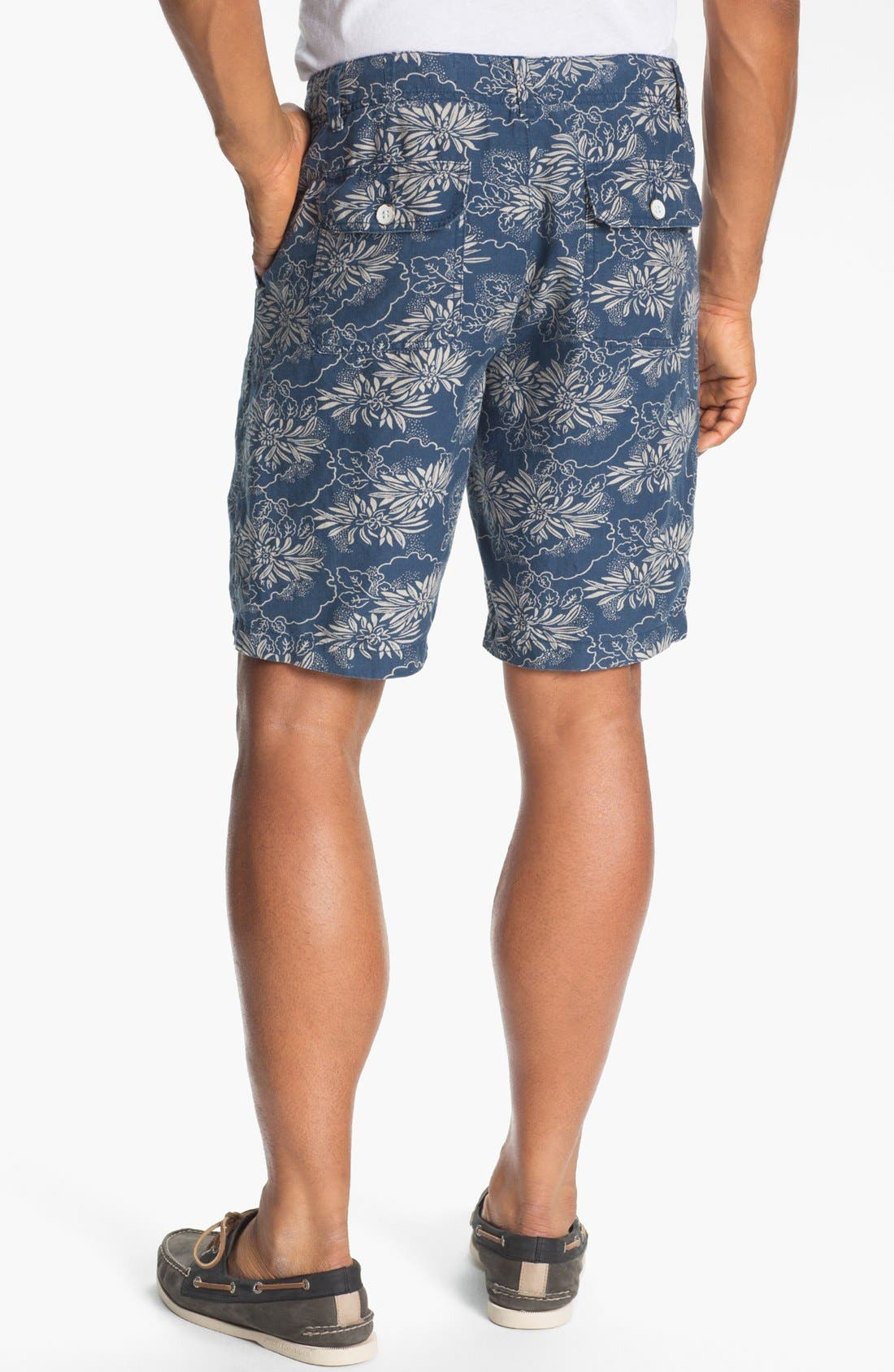 Alternate Image 2  - Lucky Brand 'Tropics' Shorts
