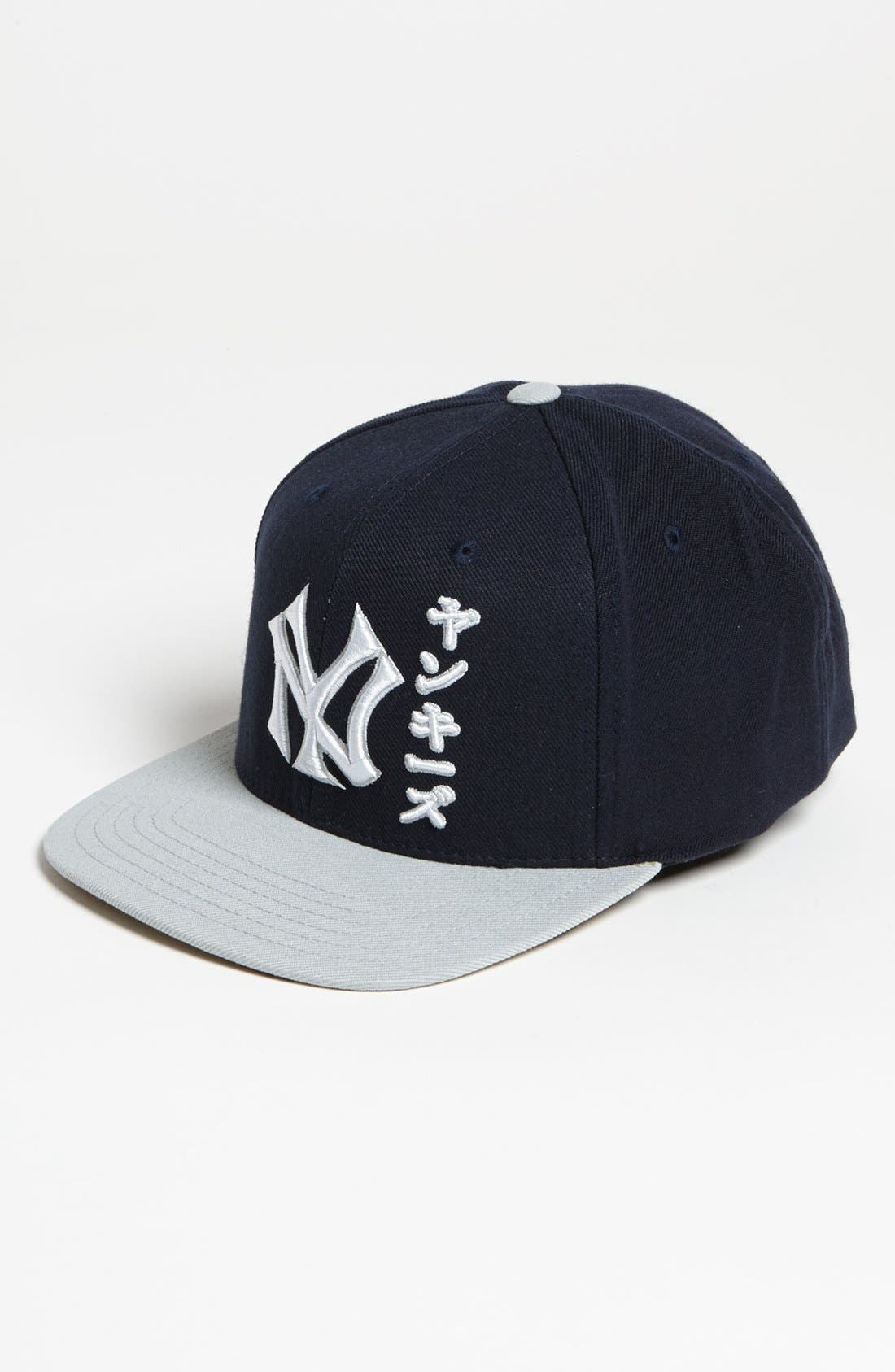 Alternate Image 1 Selected - American Needle 'Tokyo Pop - New York Yankees' Snapback Baseball Cap