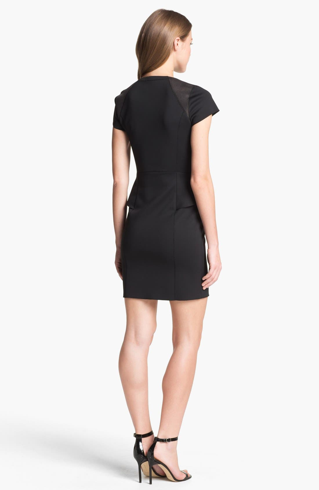 Alternate Image 2  - Theory 'Tenna' Techno Sheath Dress