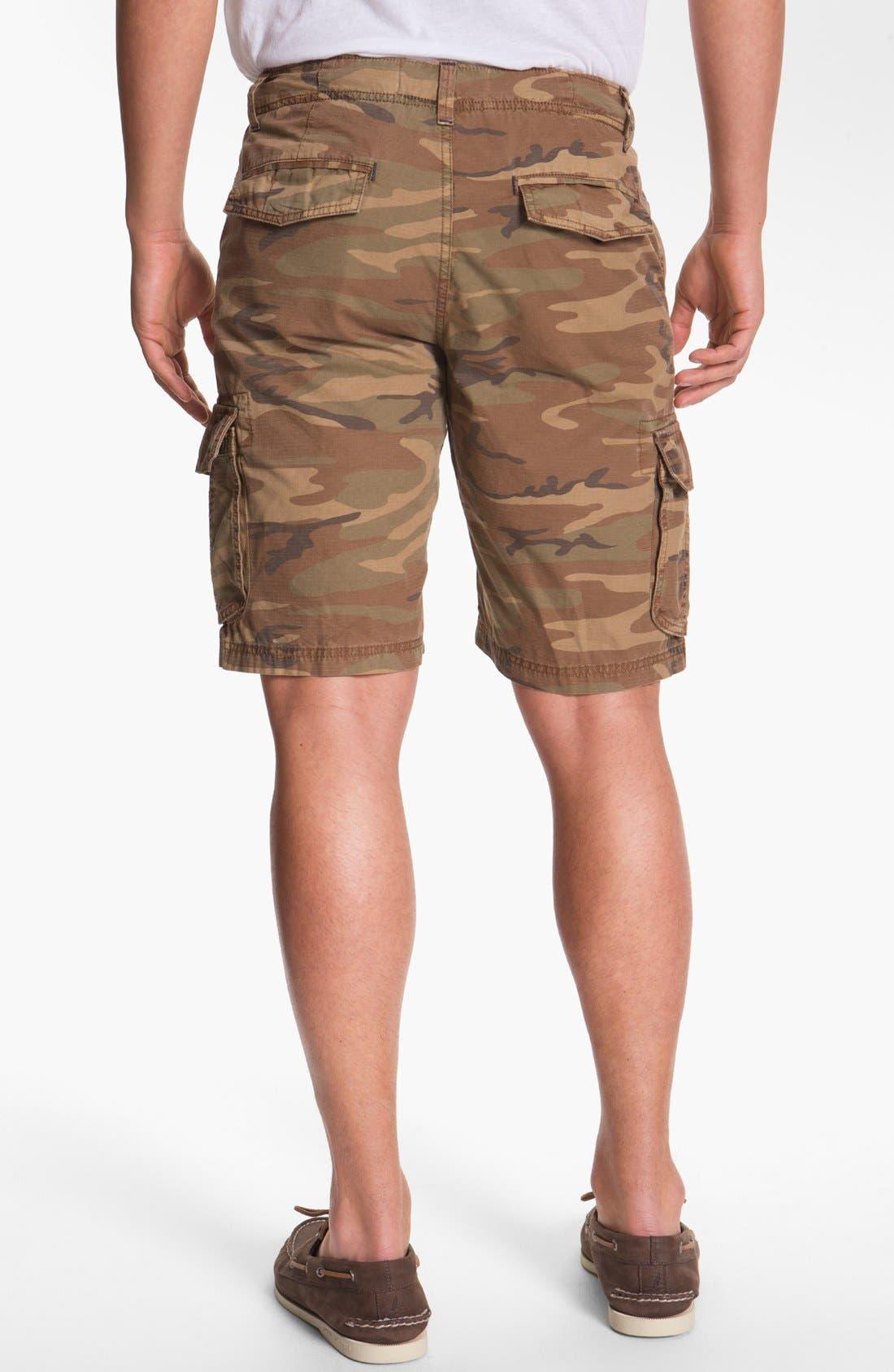 Alternate Image 2  - Lucky Brand Cargo Shorts