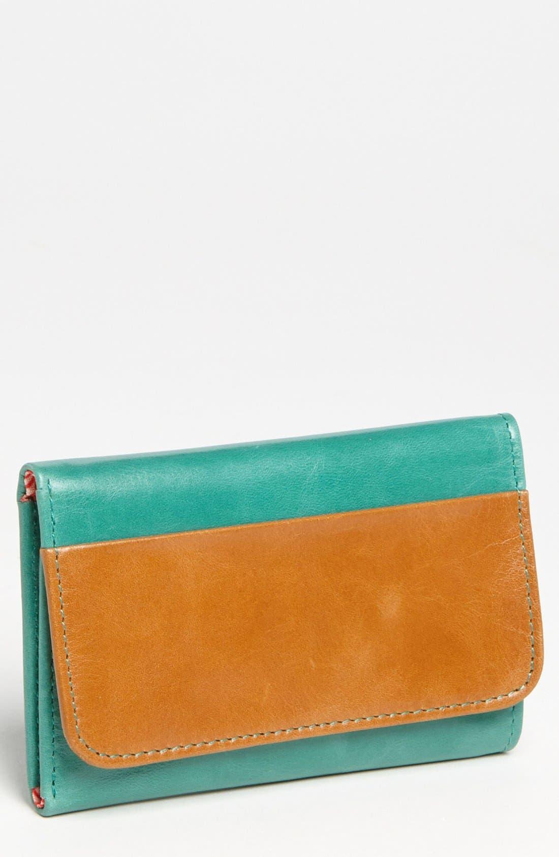 Alternate Image 1 Selected - Hobo 'Jill' Colorblock Wallet