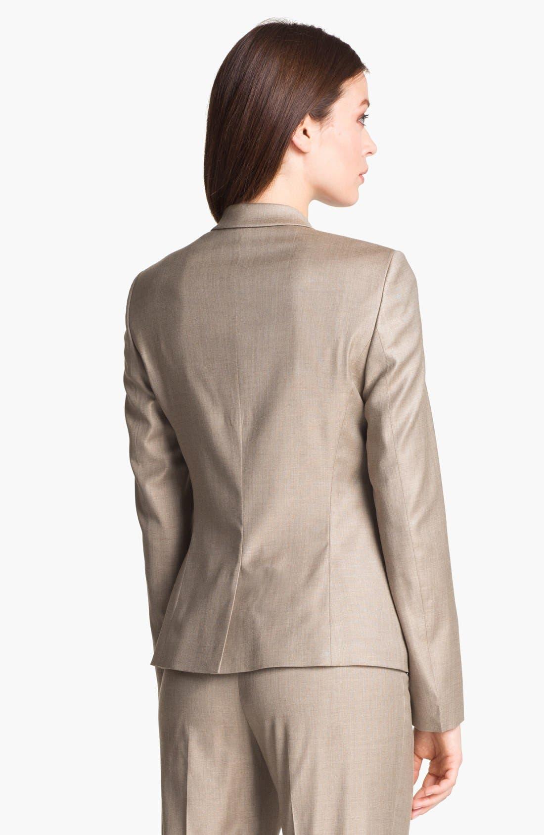 Alternate Image 2  - BOSS Black 'Jaellesa' Jacket