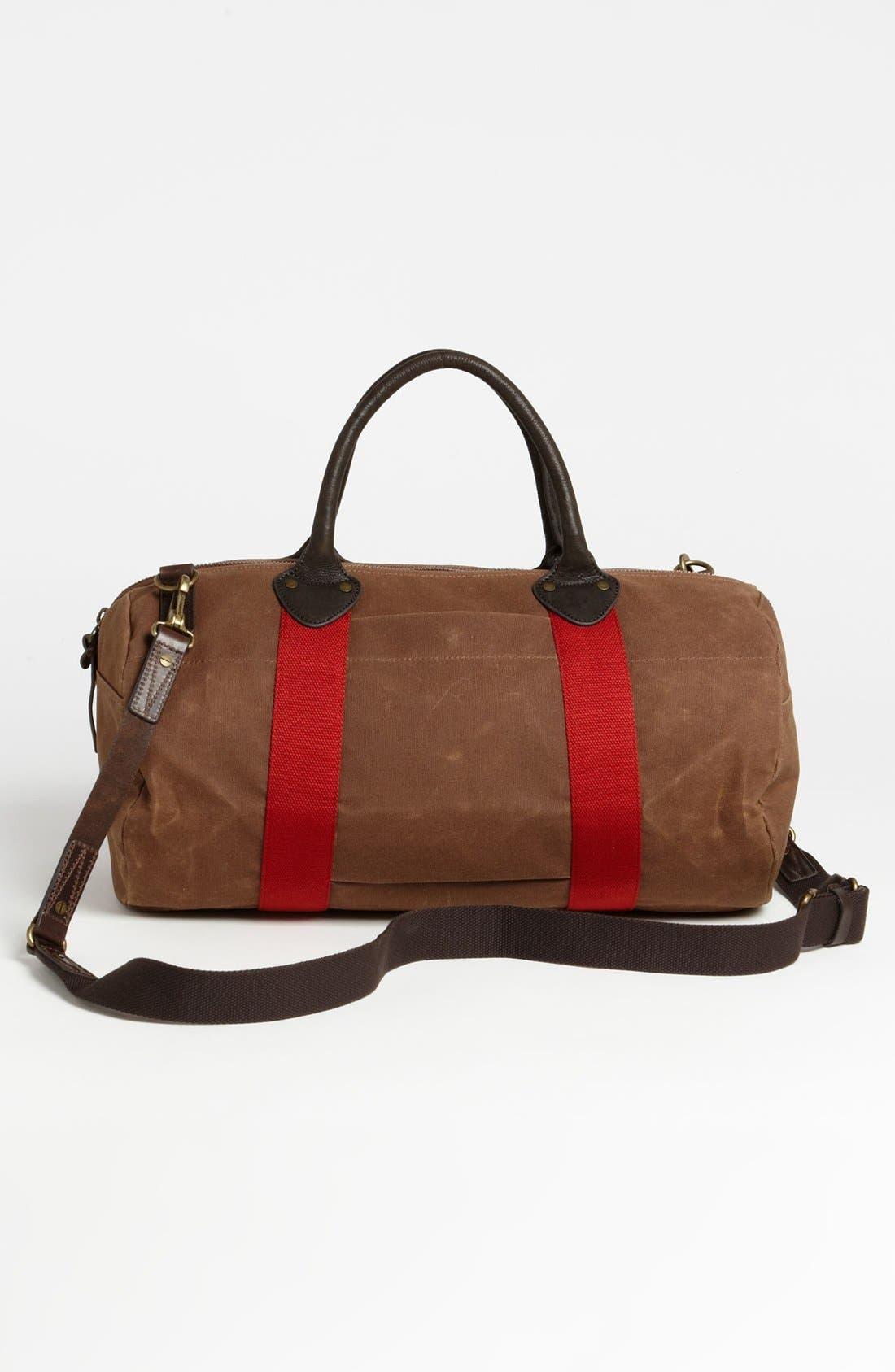 Alternate Image 4  - Property Of... 'Rafe' Boston Bag