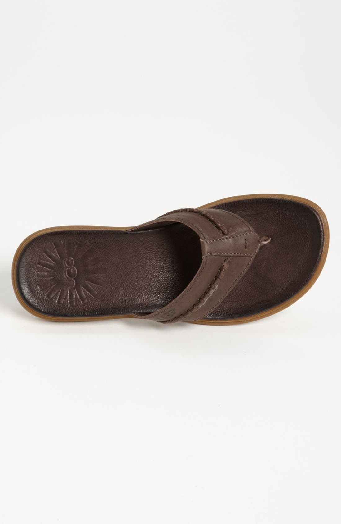 Alternate Image 3  - UGG® Australia 'Hegger' Flip Flop (Men)
