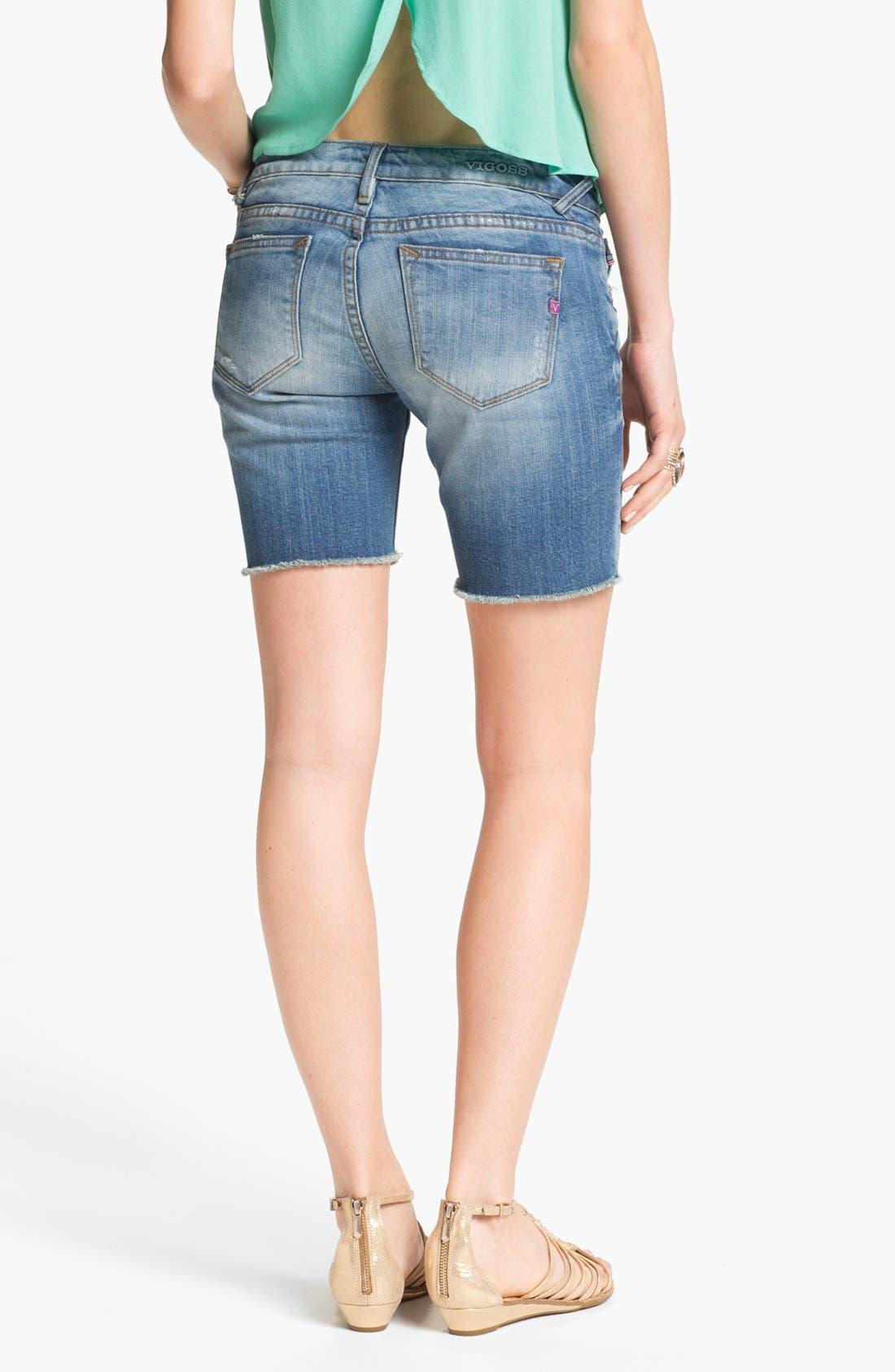 Alternate Image 2  - Vigoss Bermuda Shorts (Juniors)