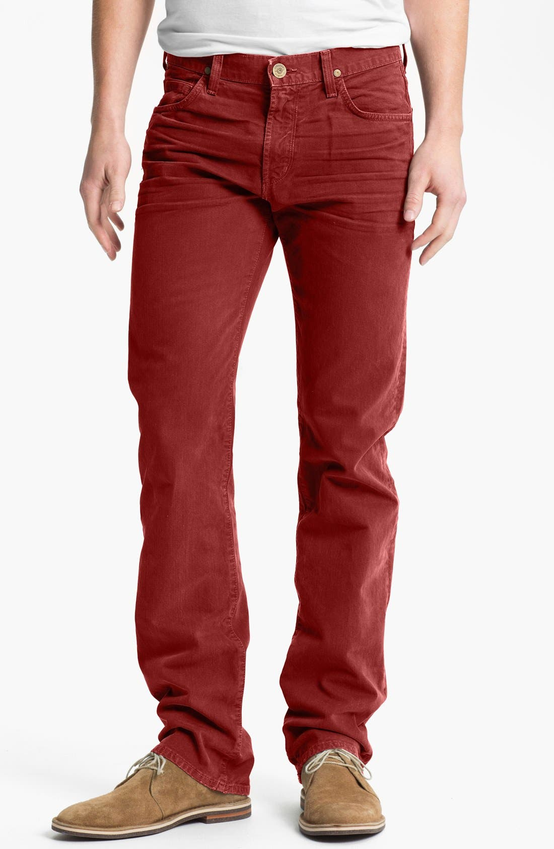 Alternate Image 1 Selected - Citizens of Humanity 'Sid' Straight Leg Jeans (Online Only)