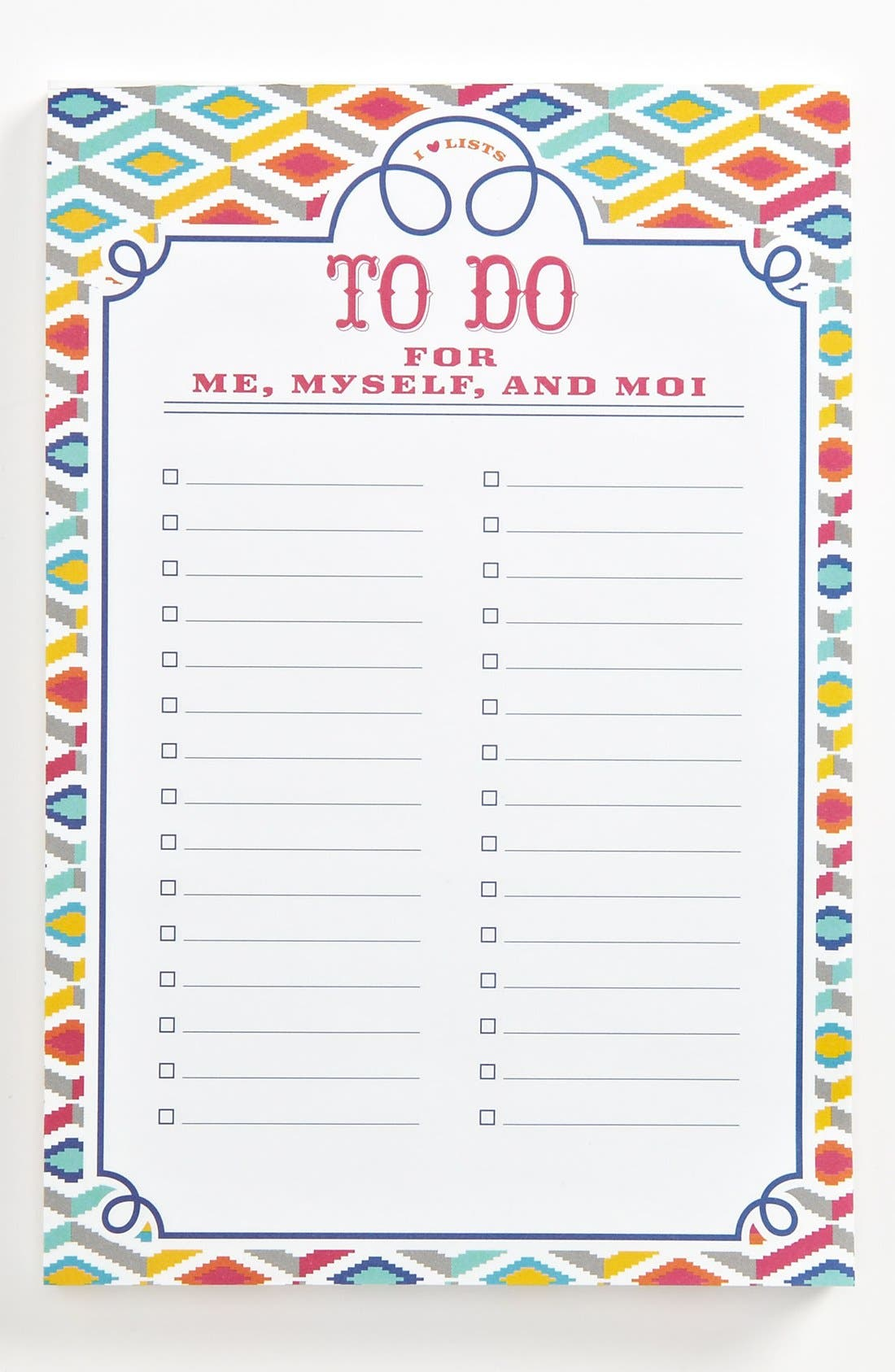 Main Image - Jonathan Adler 'To Do' List Pad