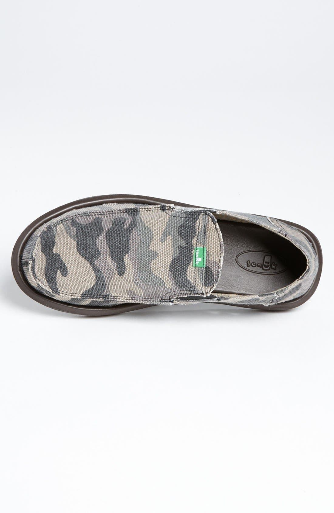 Alternate Image 3  - Sanuk 'Pick Pocket' Slip-On (Men)
