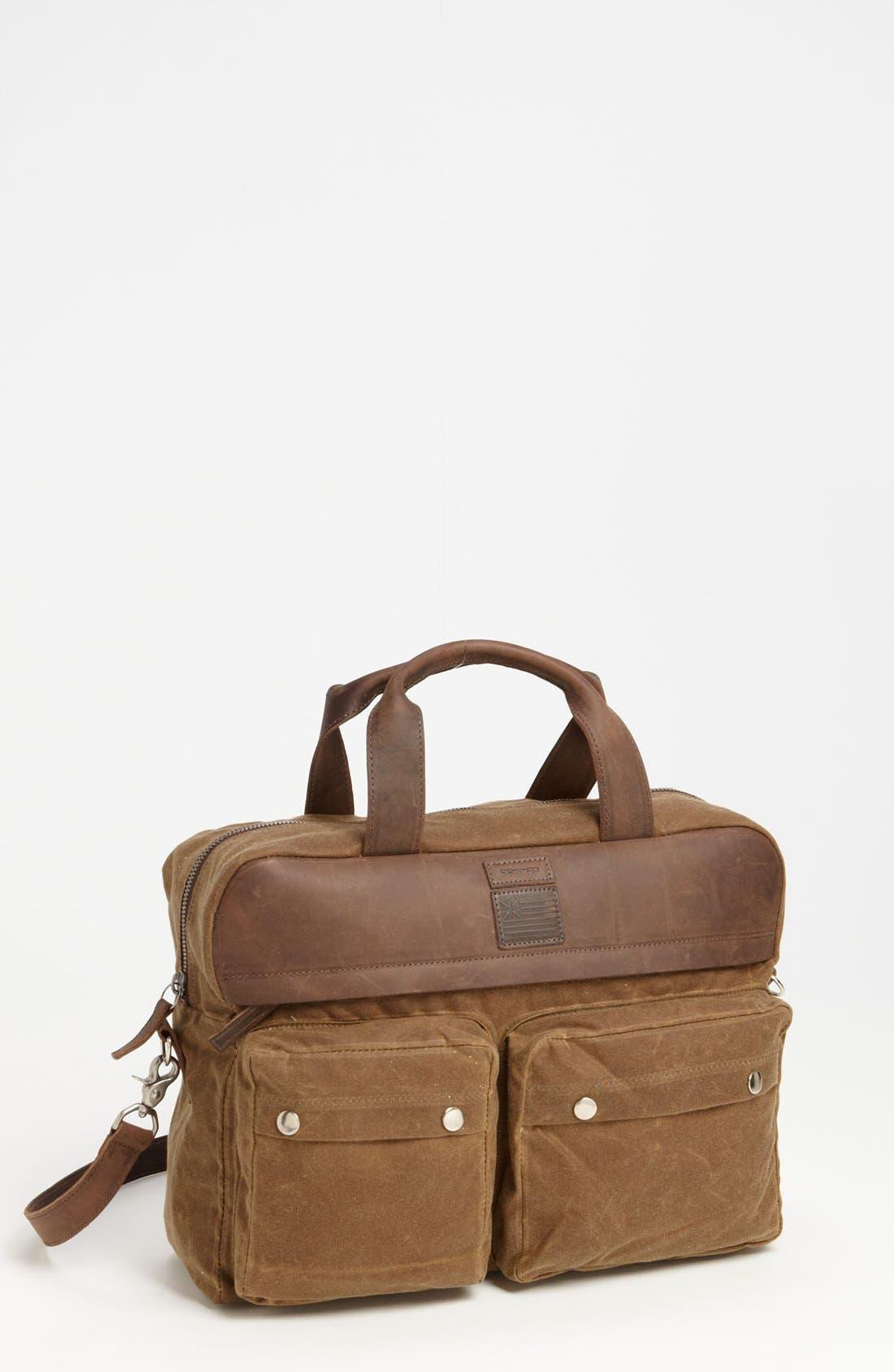 Alternate Image 1 Selected - Insubordinate Lads 'Spencer' Laptop Briefcase