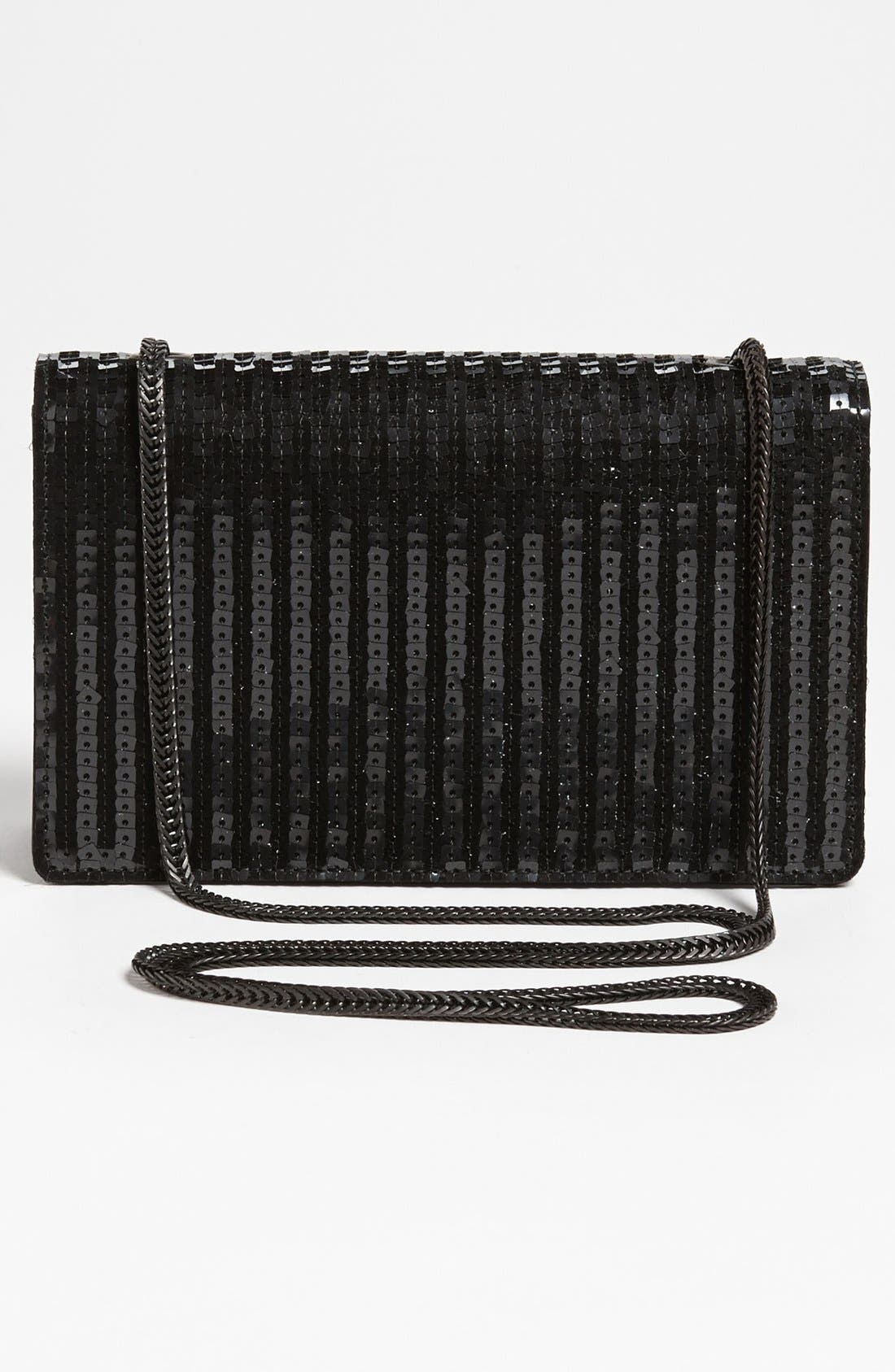 Alternate Image 4  - Saint Laurent 'Betty' Sequin Leather Shoulder Bag