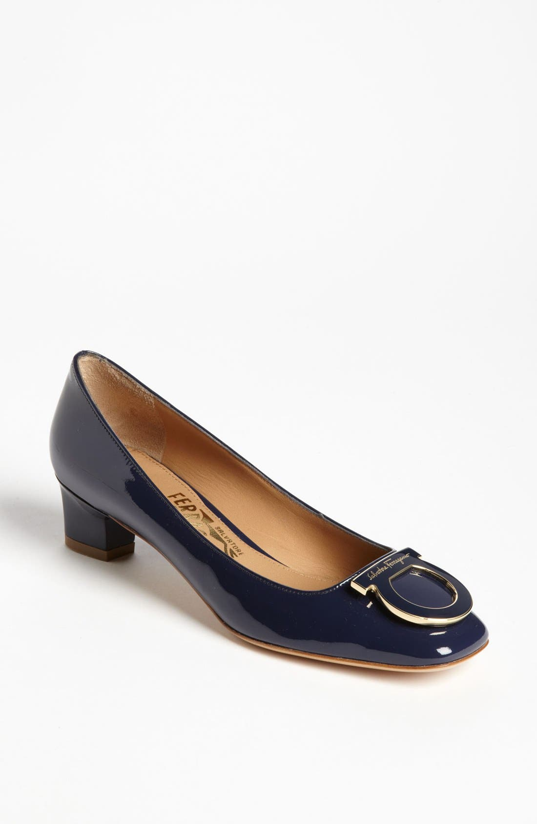 Alternate Image 1 Selected - Salvatore Ferragamo 'Sanna' Pump