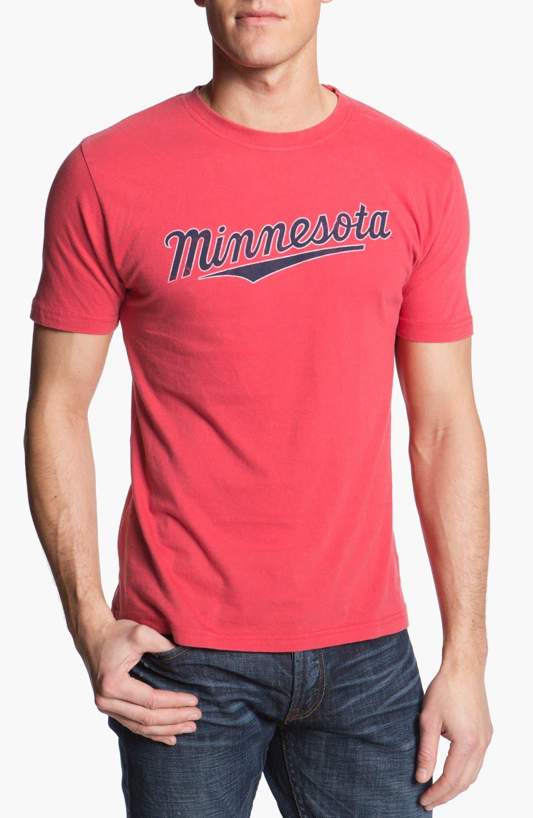 Main Image - Red Jacket 'Twins - Brass Tacks' T-Shirt