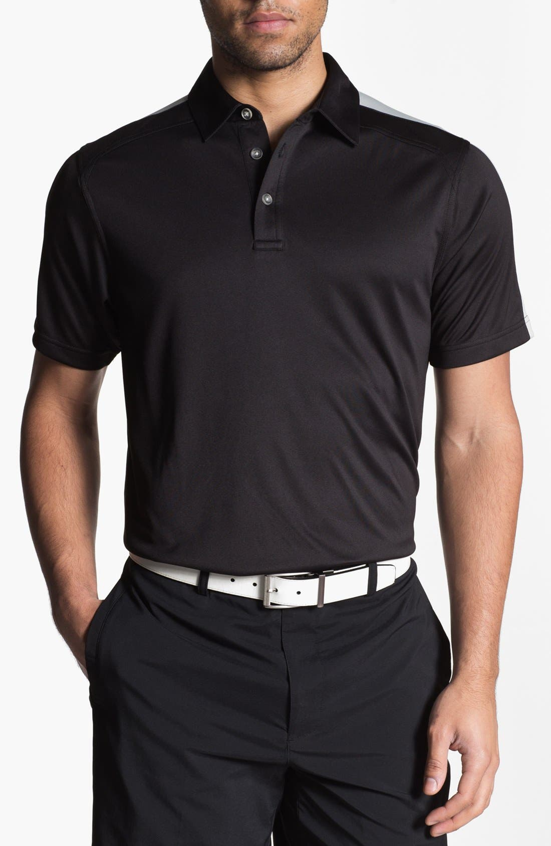 Alternate Image 1 Selected - Callaway Golf® Ventilated Polo
