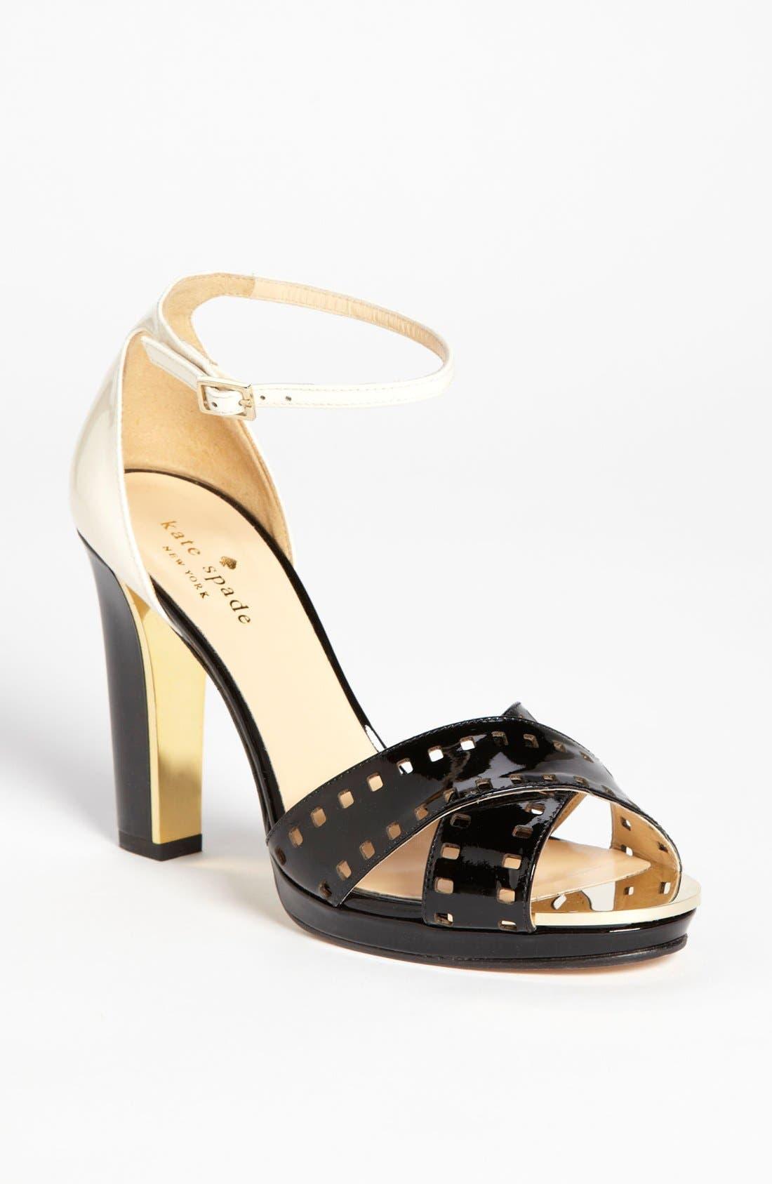 Alternate Image 1 Selected - kate spade new york 'fresia' sandal