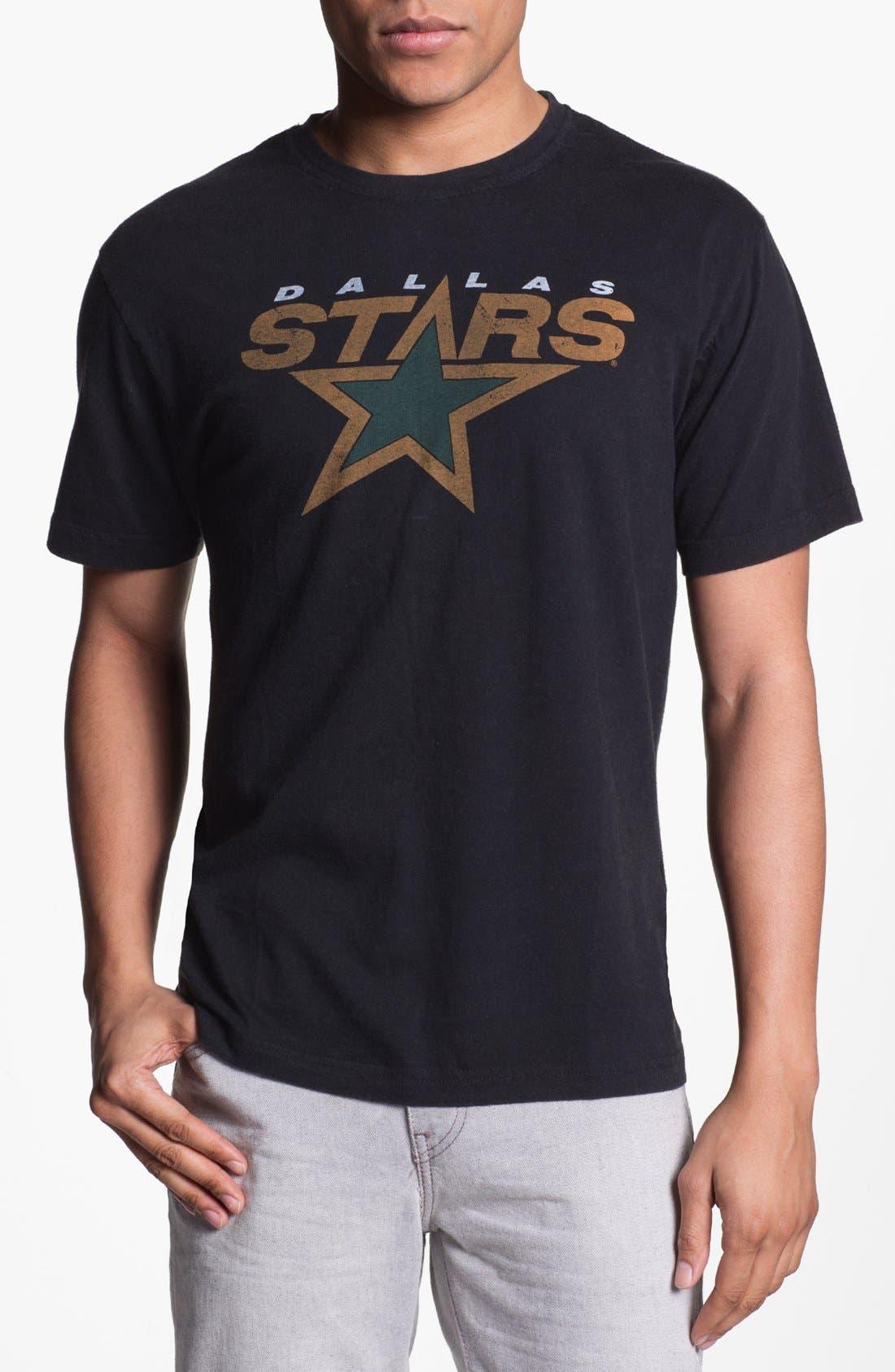 Alternate Image 1 Selected - Red Jacket 'Dallas Stars - Brass Tack' T-Shirt