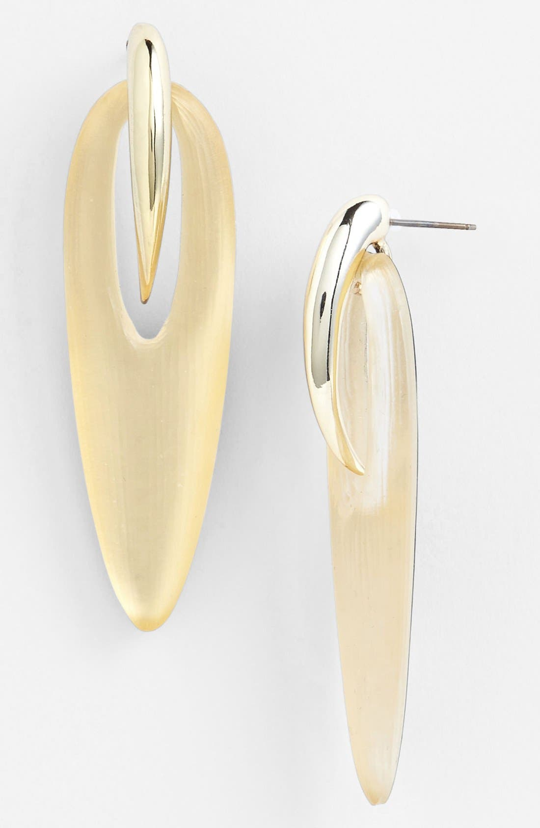 Alternate Image 1 Selected - Alexis Bittar 'Lucite® - Durban' Beak Drop Earrings