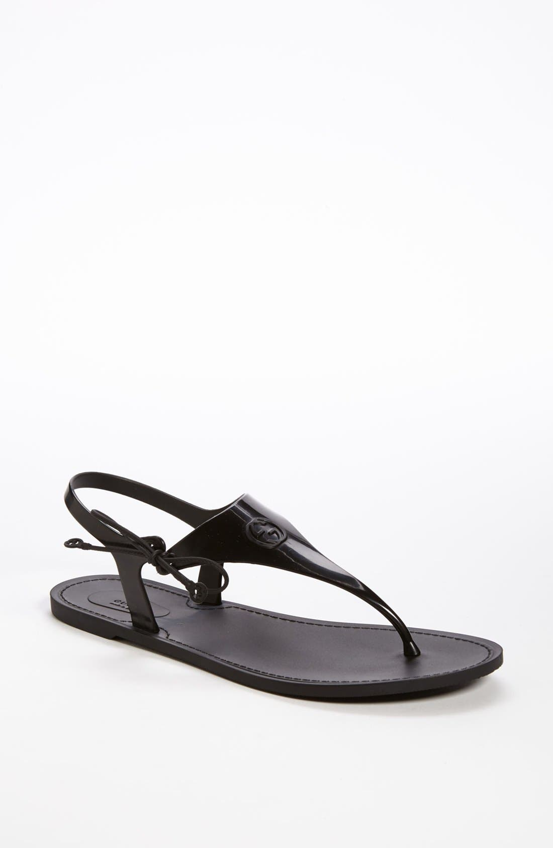 Alternate Image 1 Selected - Gucci 'Katina' Sandal