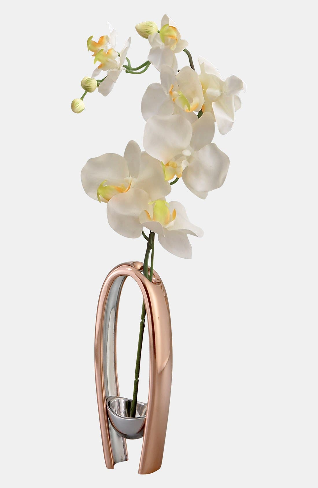 Alternate Image 1 Selected - Nambé 'Classic Copper Cozy' Bud Vase