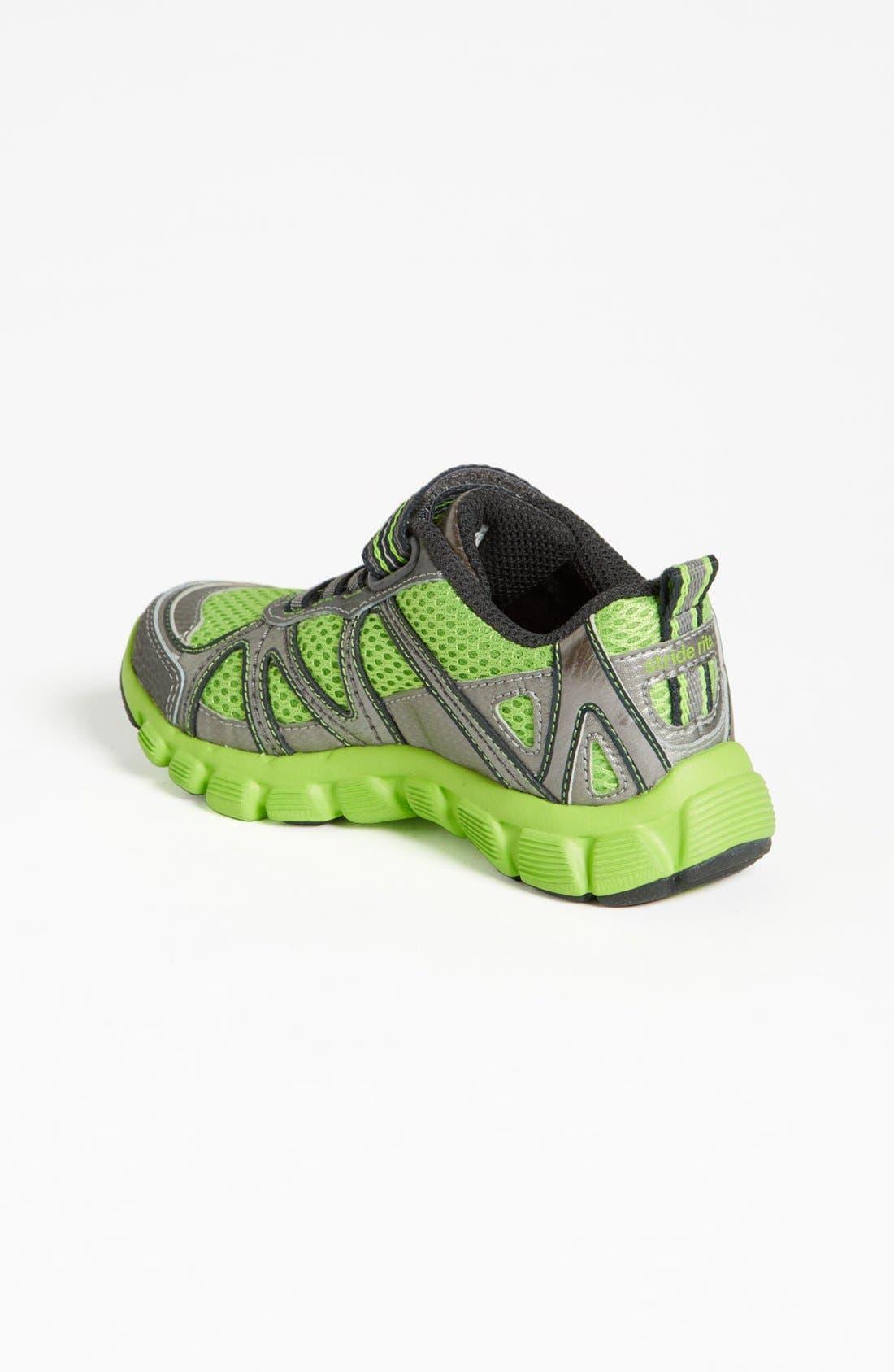 Alternate Image 2  - Stride Rite 'Racer' Light-Up Sneaker (Toddler & Little Kid) (Online Only)