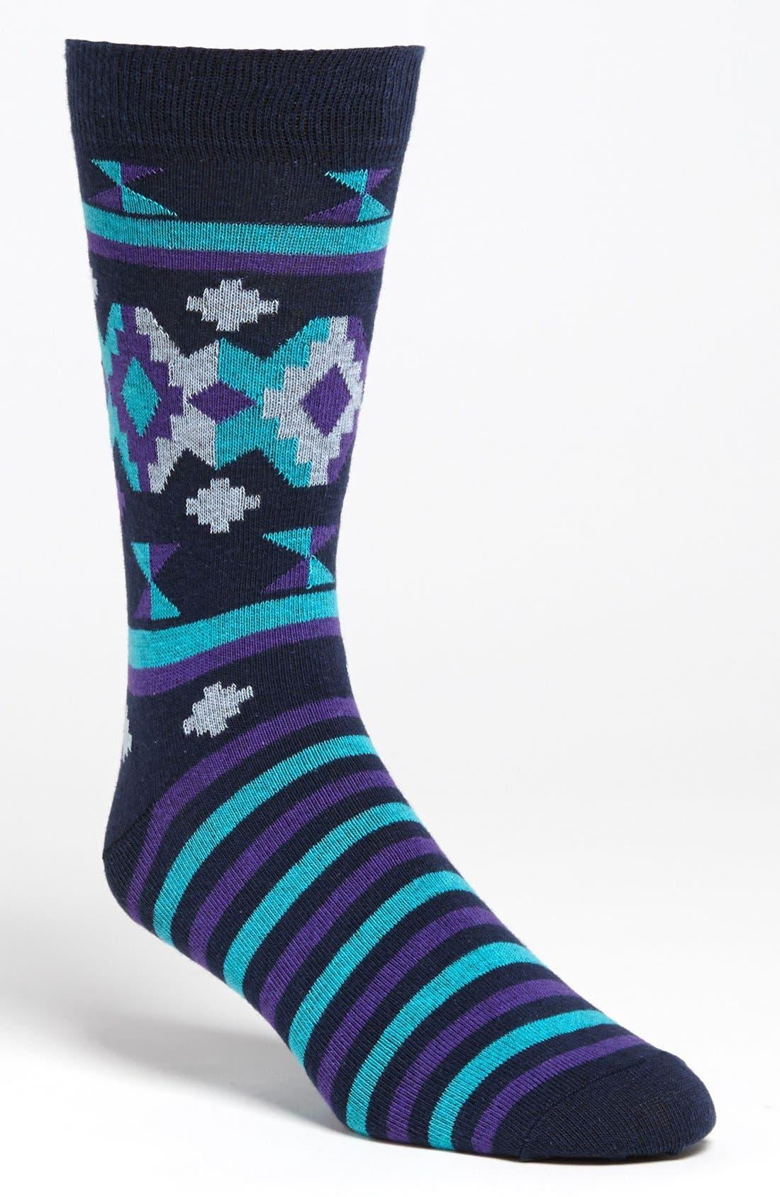 Alternate Image 1 Selected - Topman Socks