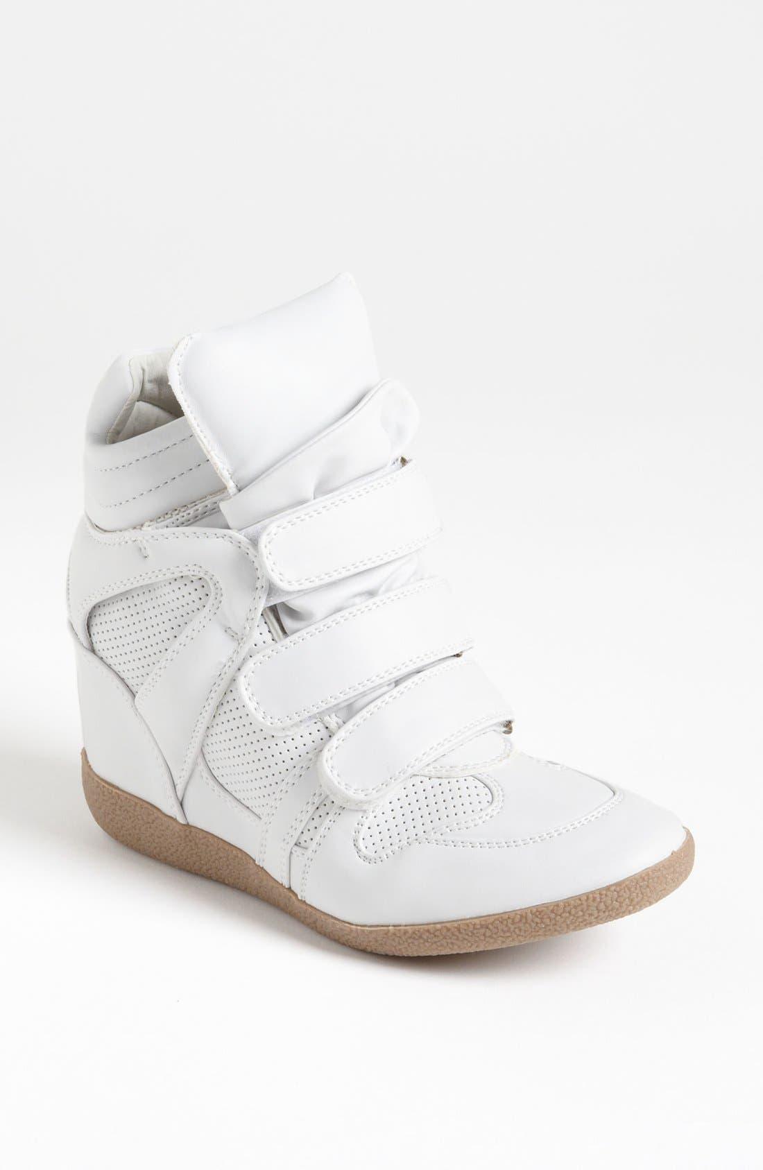Main Image - Steve Madden 'Hilight' Wedge Sneaker