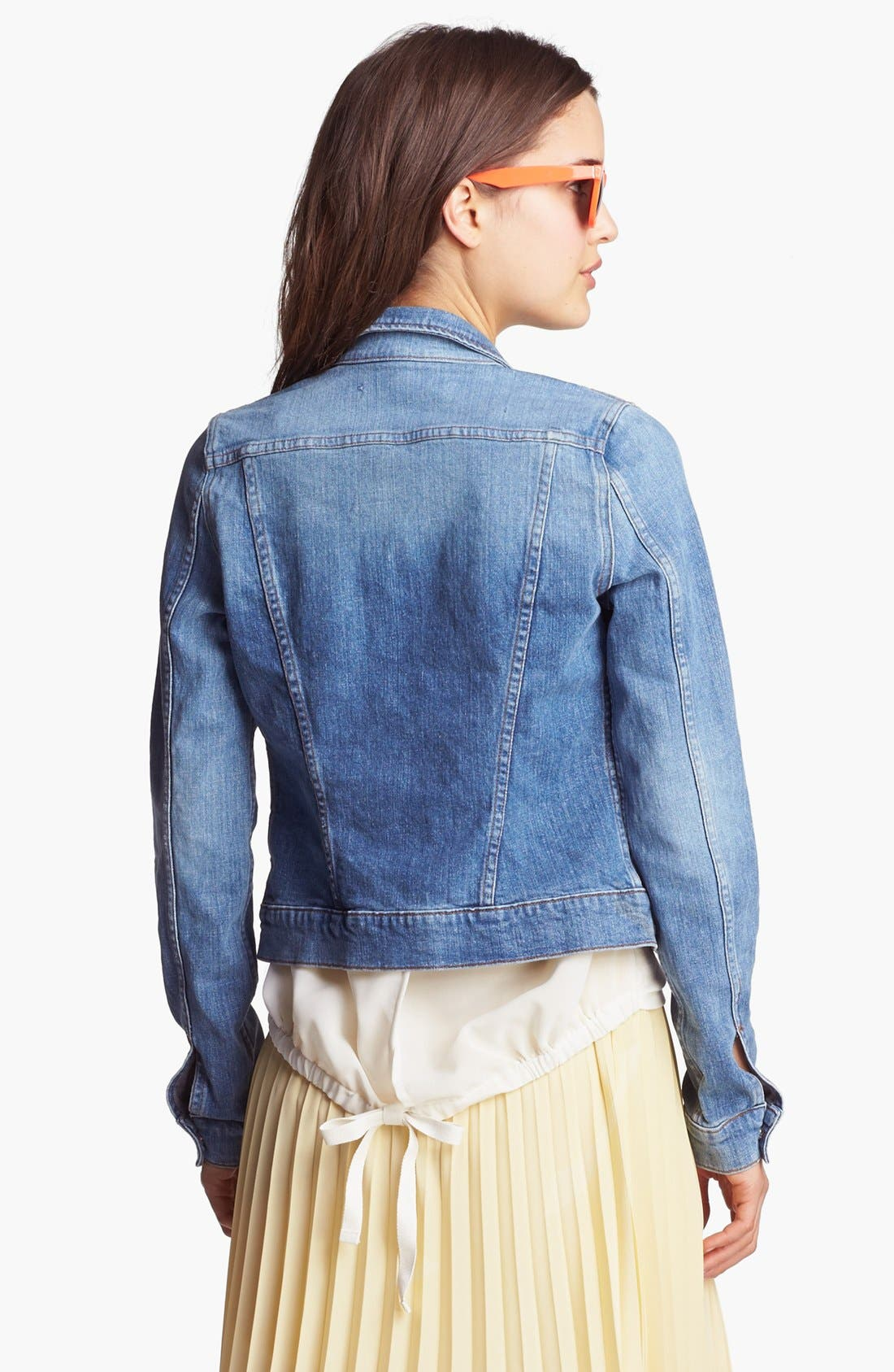 Alternate Image 2  - J Brand Denim Jacket (Universe)