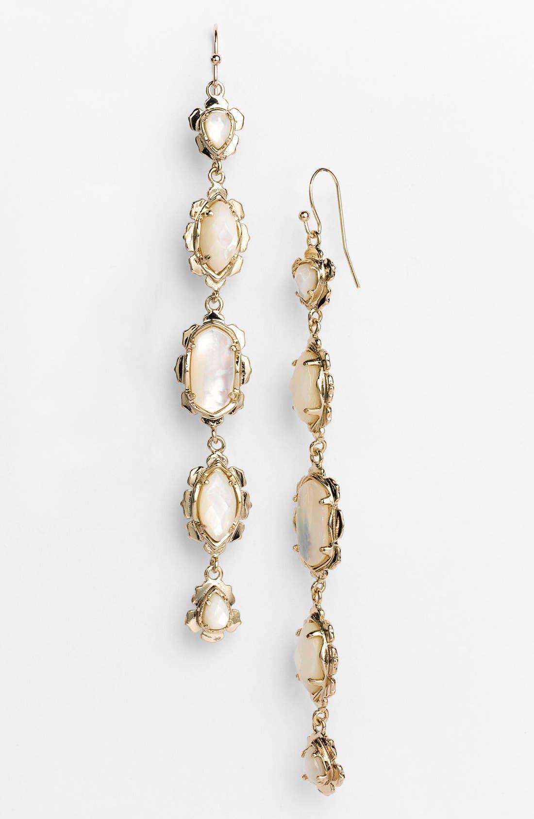Alternate Image 1 Selected - Kendra Scott 'Zarita' Earrings