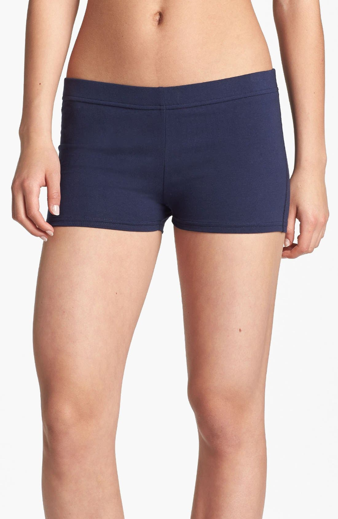 Alternate Image 1 Selected - BP. Undercover Lounge Shorts (Juniors)