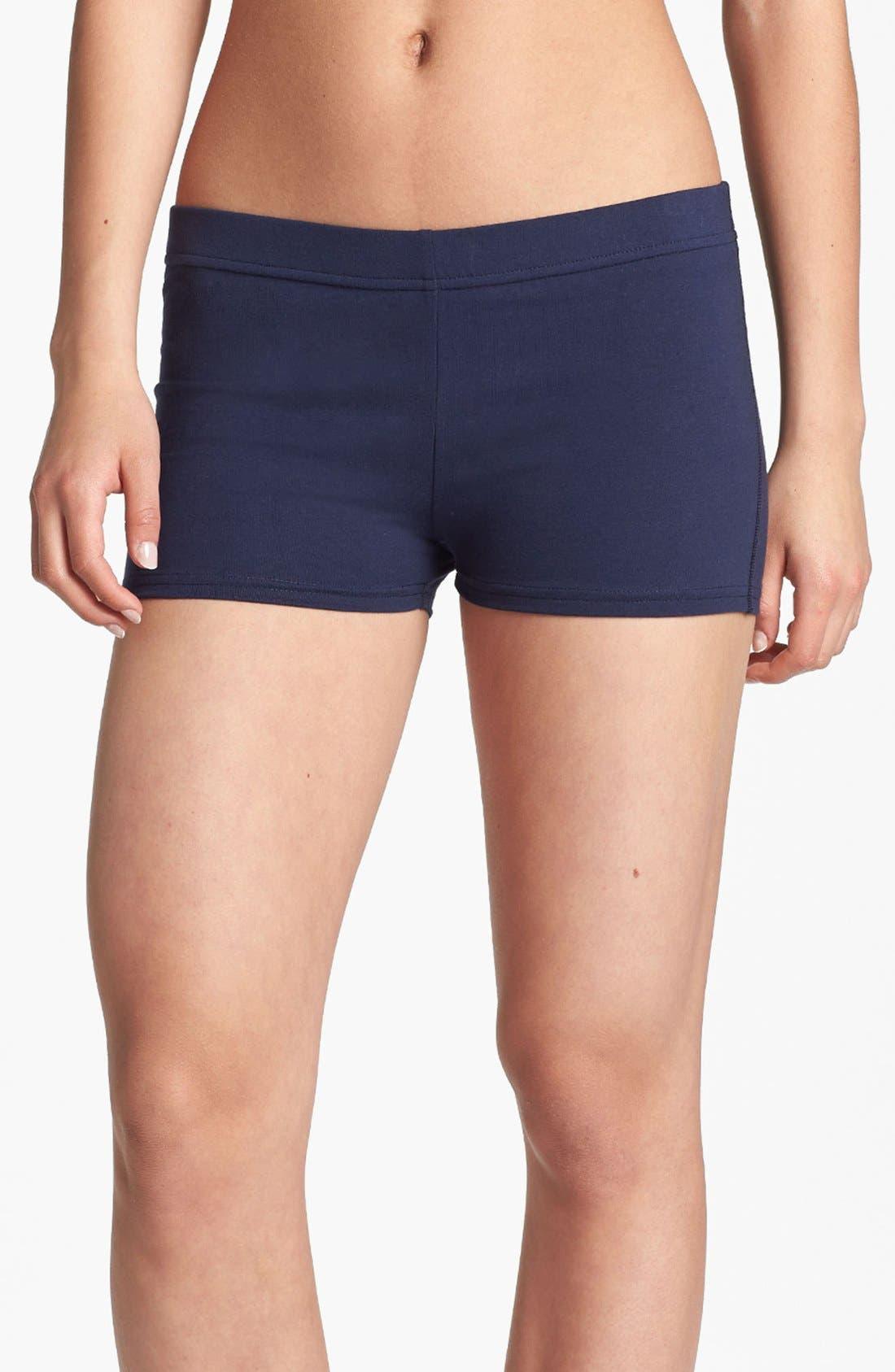 Main Image - BP. Undercover Lounge Shorts (Juniors)