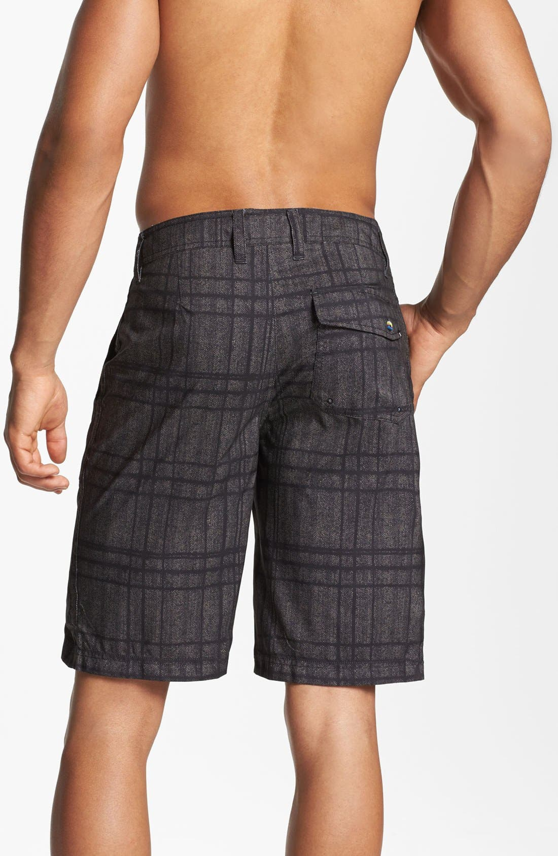 Alternate Image 2  - Hurley 'Marina Intersect' Hybrid Shorts
