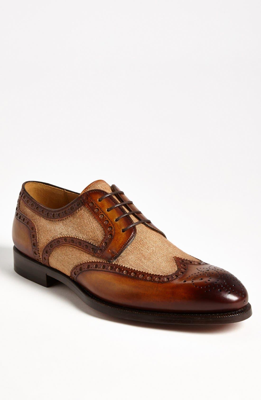 Alternate Image 1 Selected - Magnanni 'Artea' Spectator Shoe